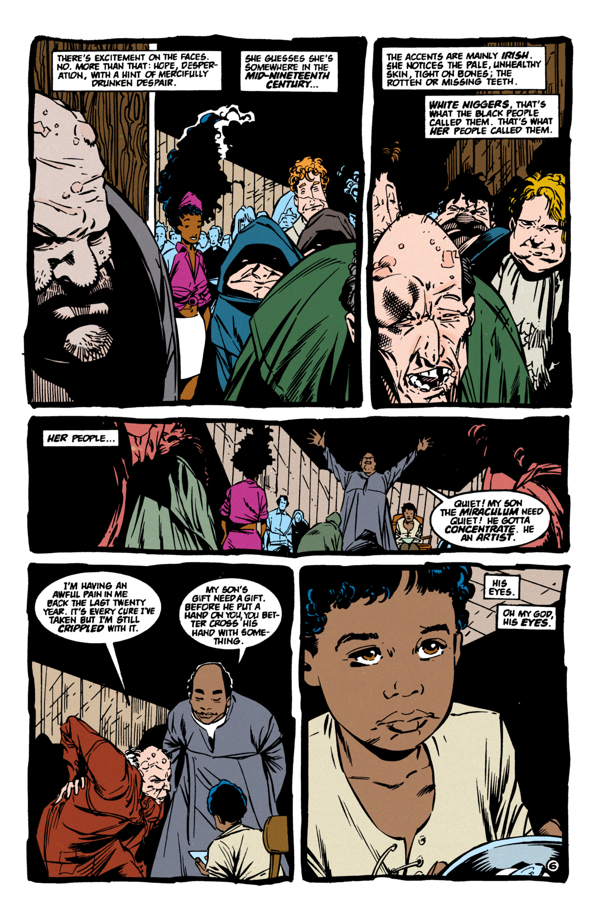 Read online Shade, the Changing Man comic -  Issue #60 - 7