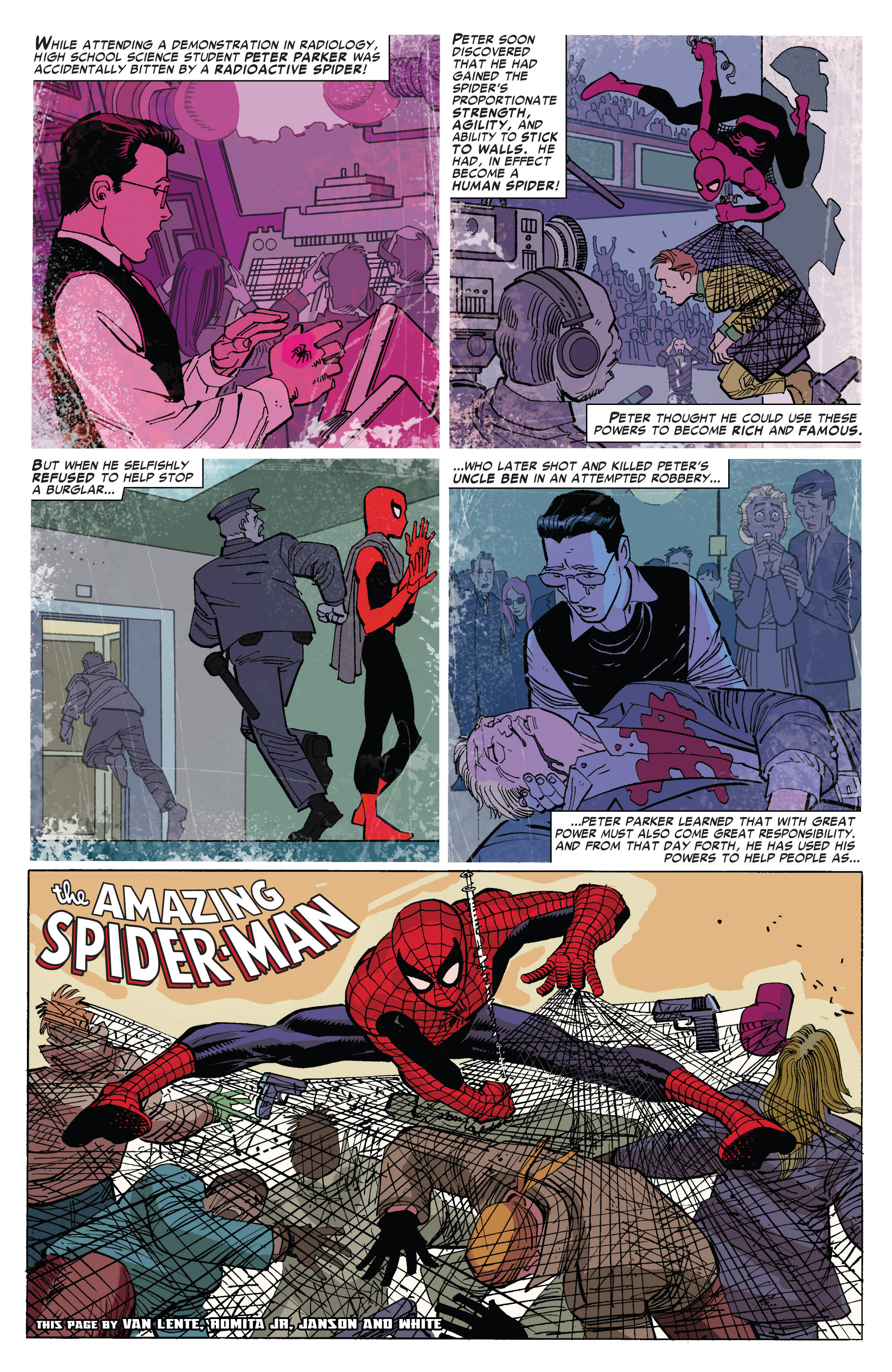 The Amazing Spider-Man (1963) 692 Page 1