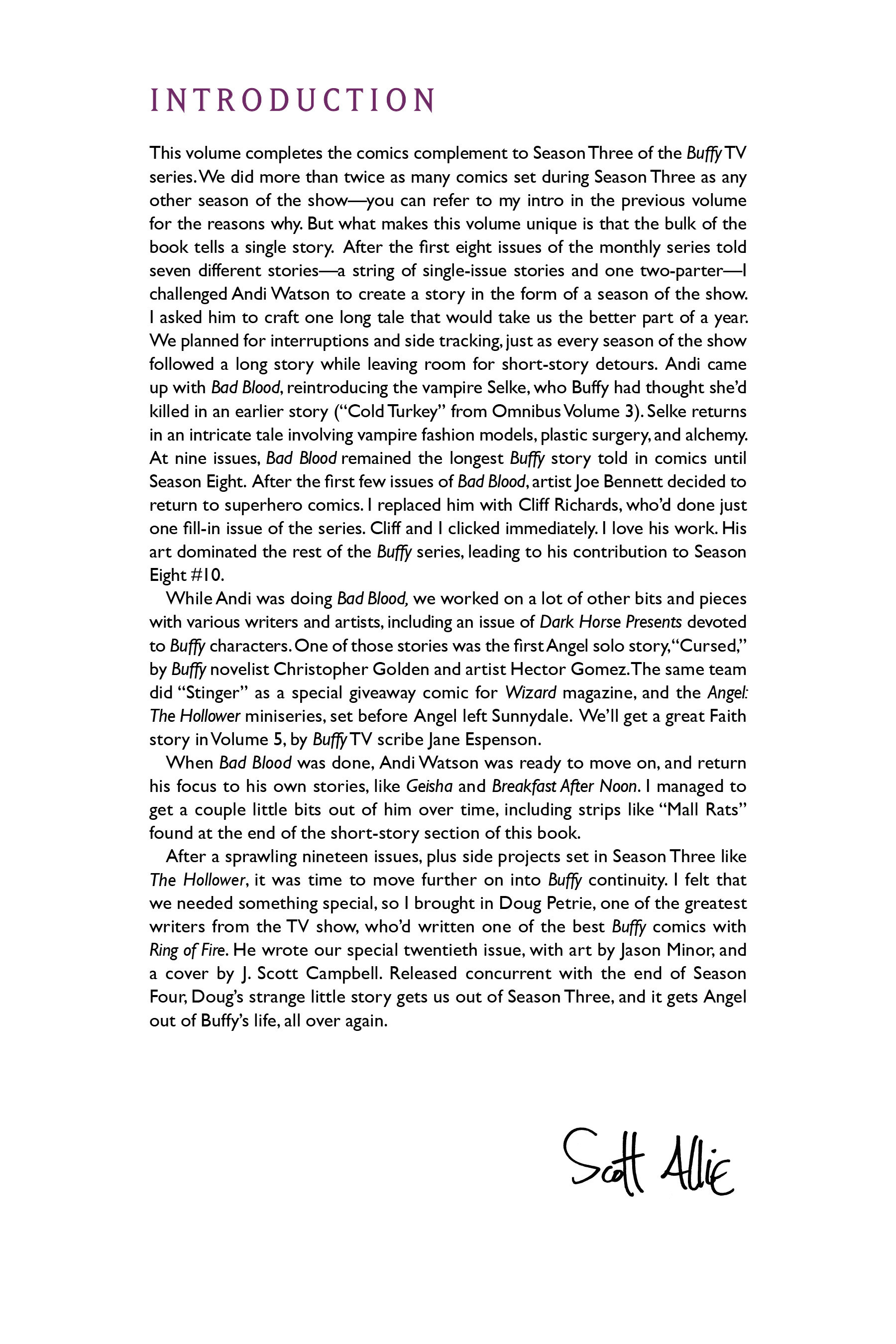 Read online Buffy the Vampire Slayer: Omnibus comic -  Issue # TPB 4 - 6