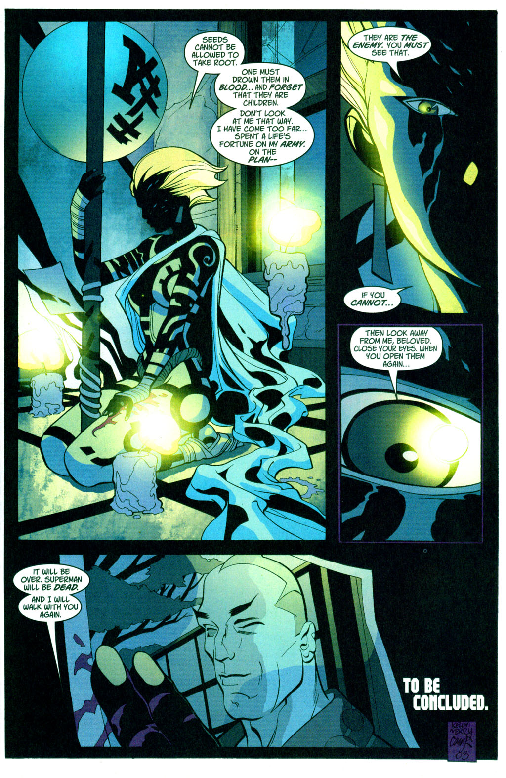 Action Comics (1938) 807 Page 20