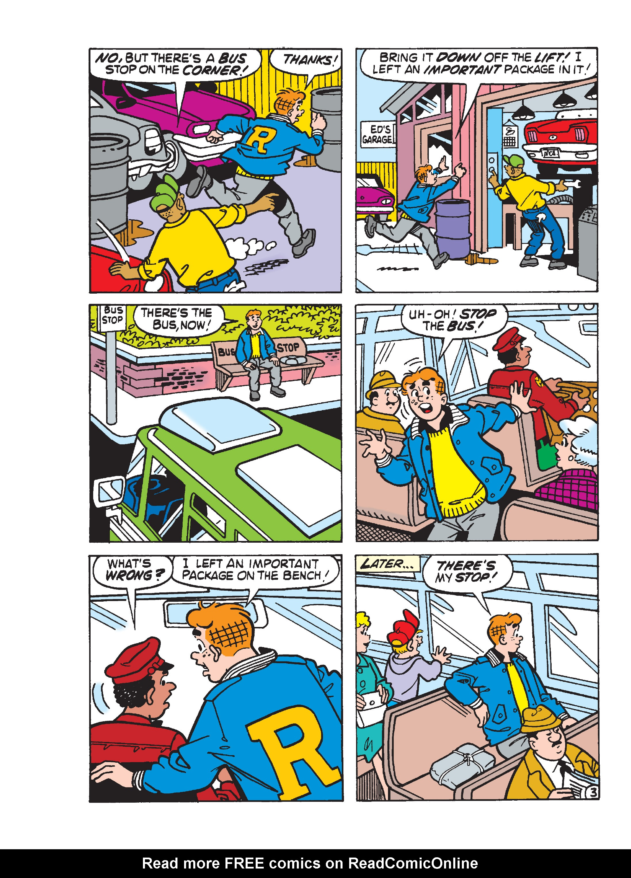 Read online Archie 1000 Page Comics Blowout! comic -  Issue # TPB (Part 3) - 116
