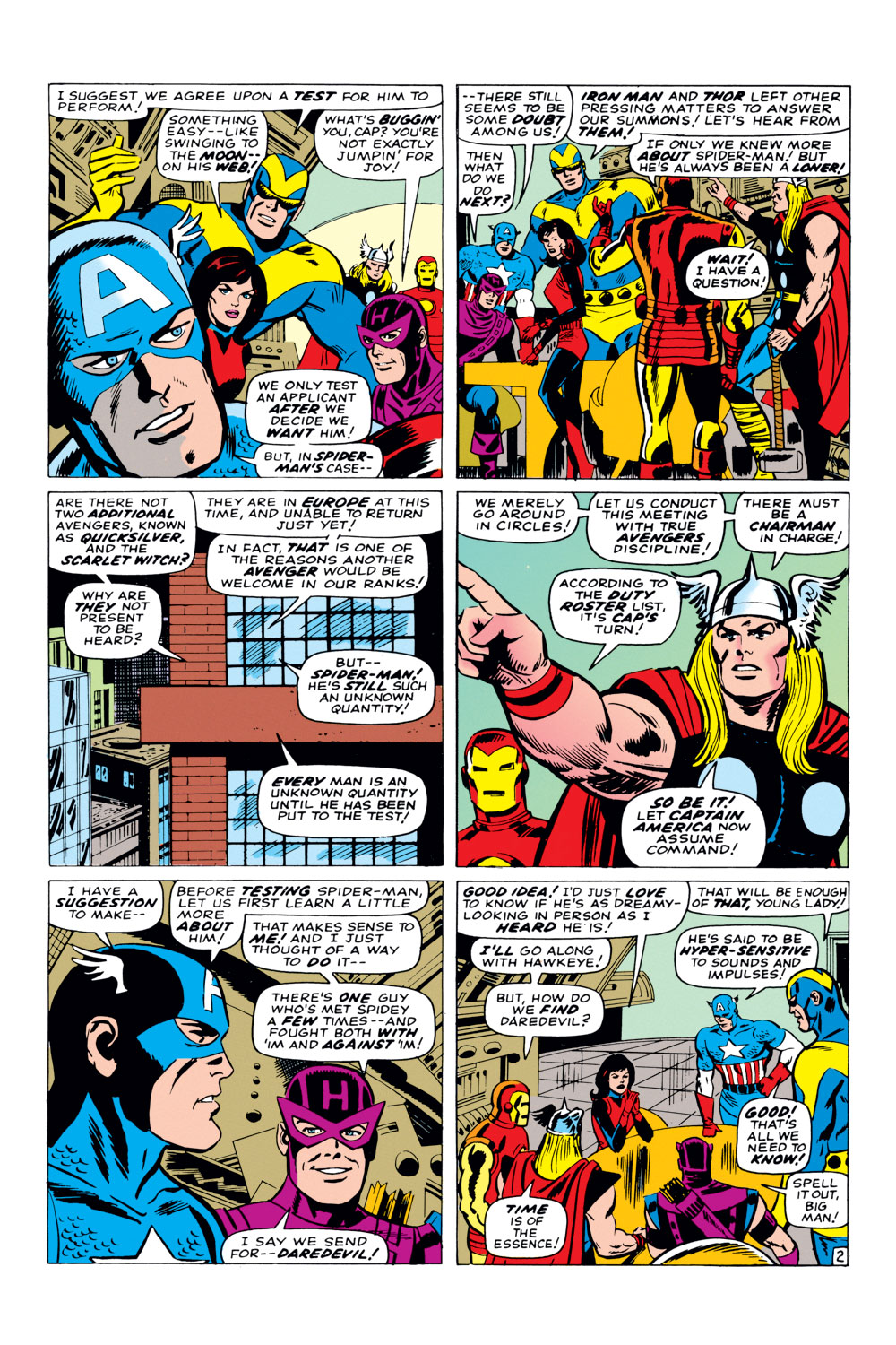 The Amazing Spider-Man (1963) _Annual_3 Page 2