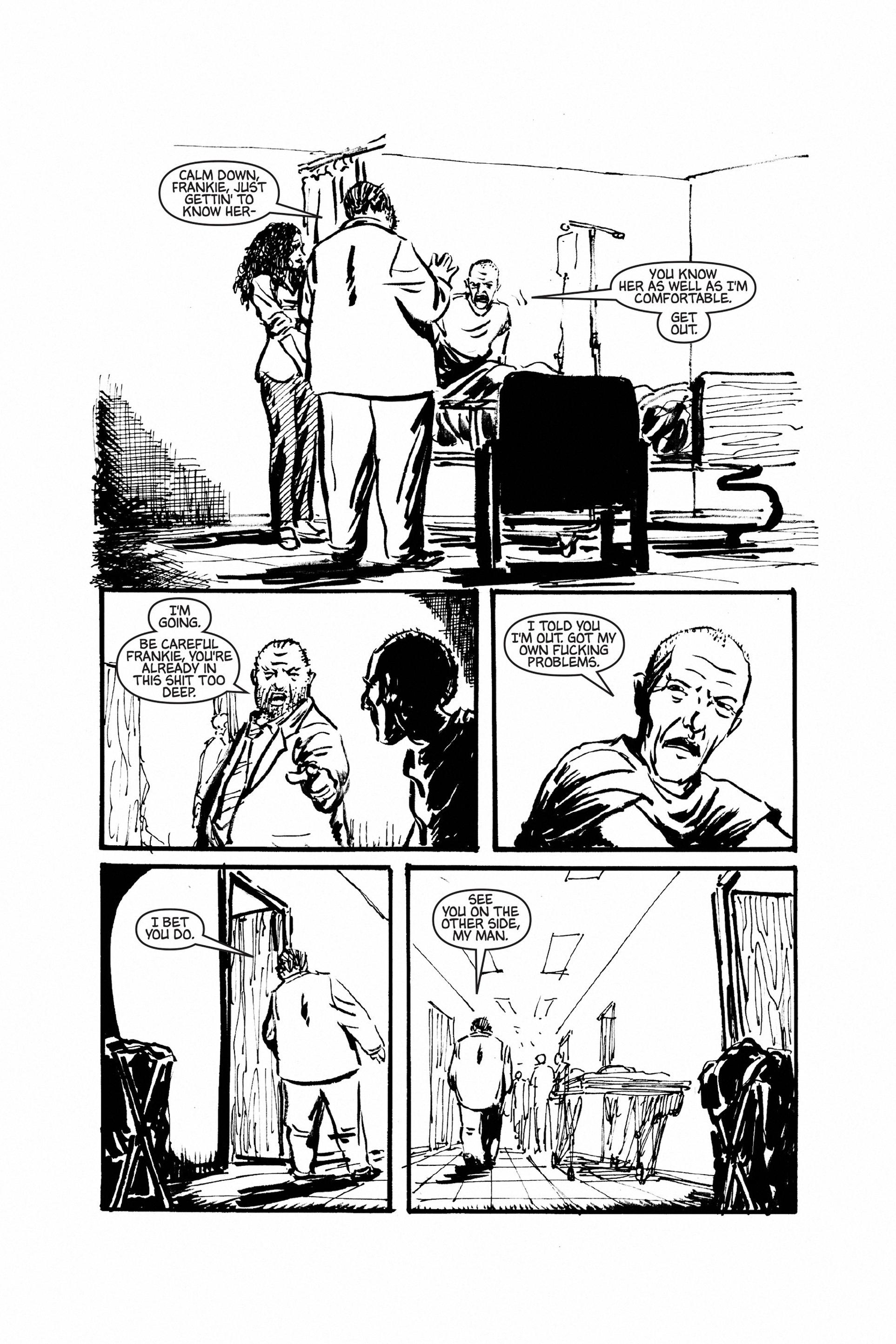 Read online Tumor comic -  Issue # TPB - 72