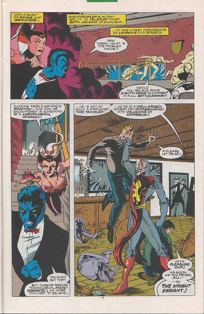 Excalibur (1988) issue 60 - Page 7