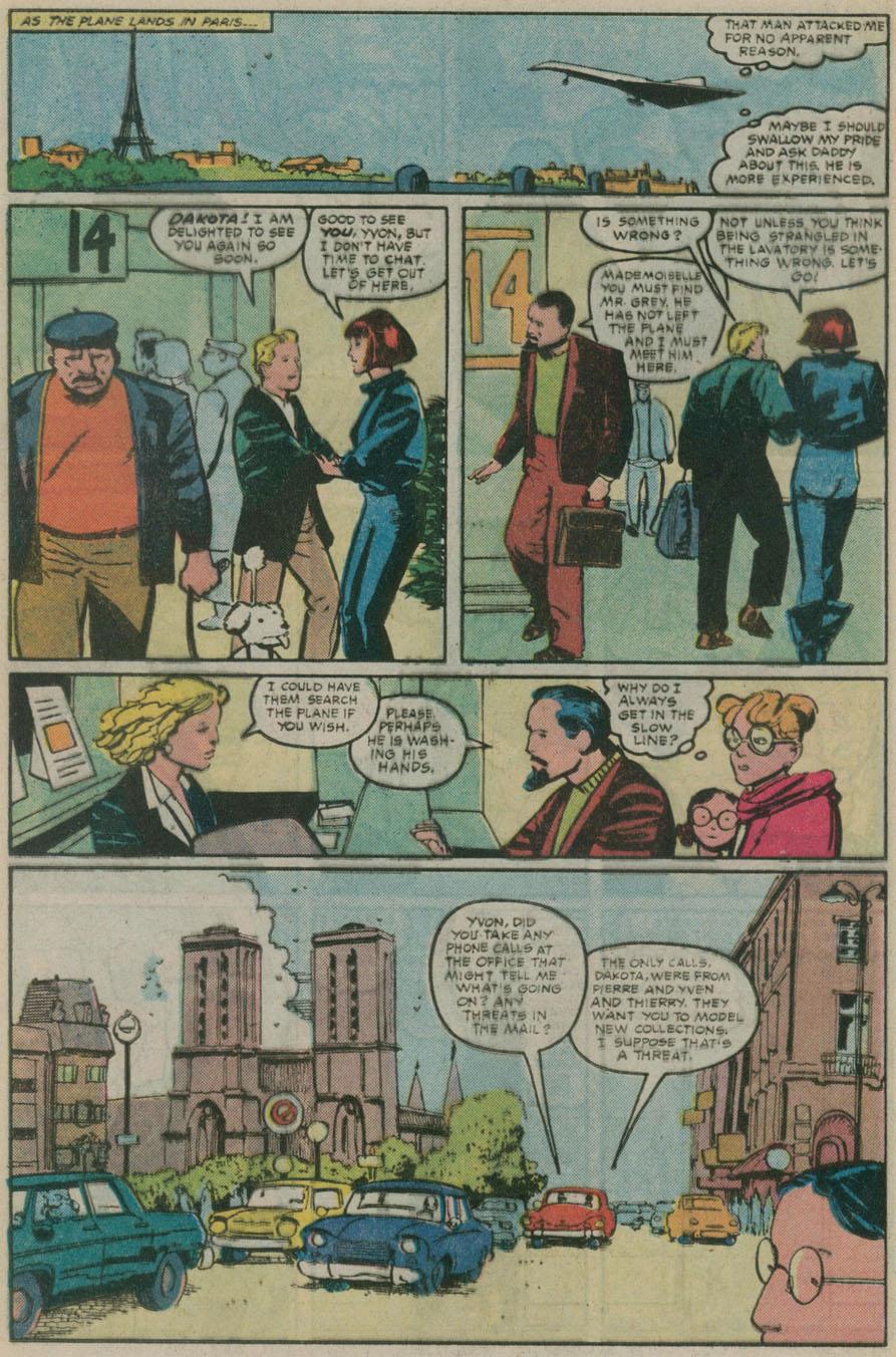 Read online Dakota North comic -  Issue #3 - 11