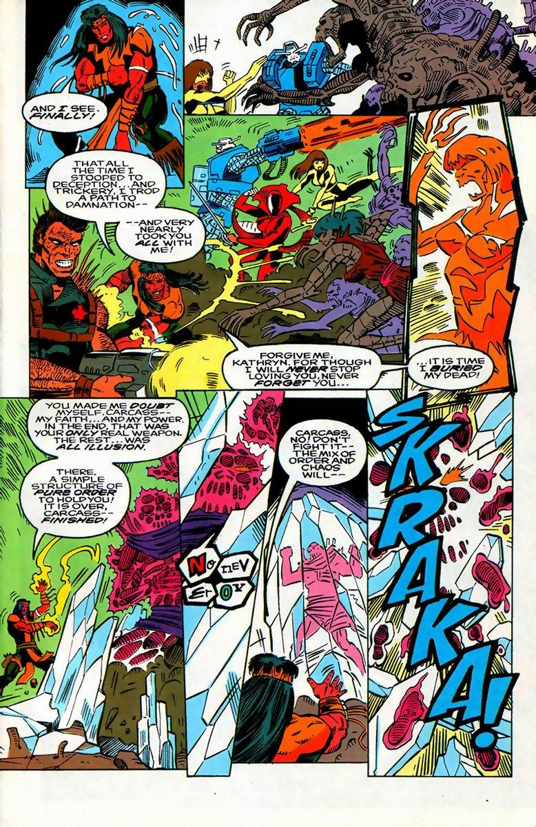 Read online Alpha Flight (1983) comic -  Issue #126 - 15