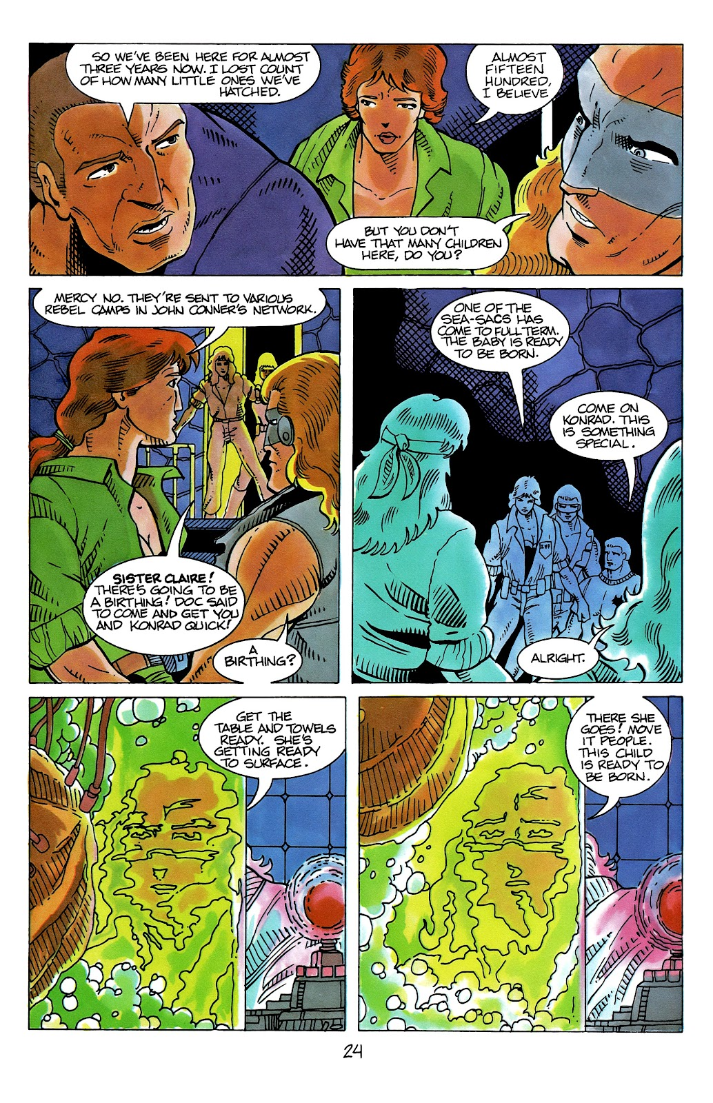 The Terminator (1988) issue 11 - Page 26