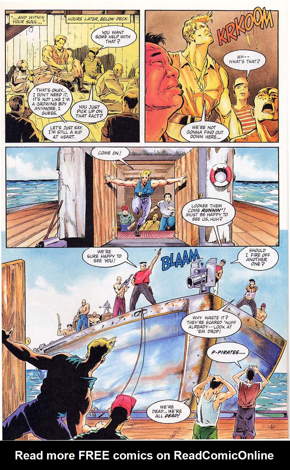 Read online Charlemagne comic -  Issue #1 - 34