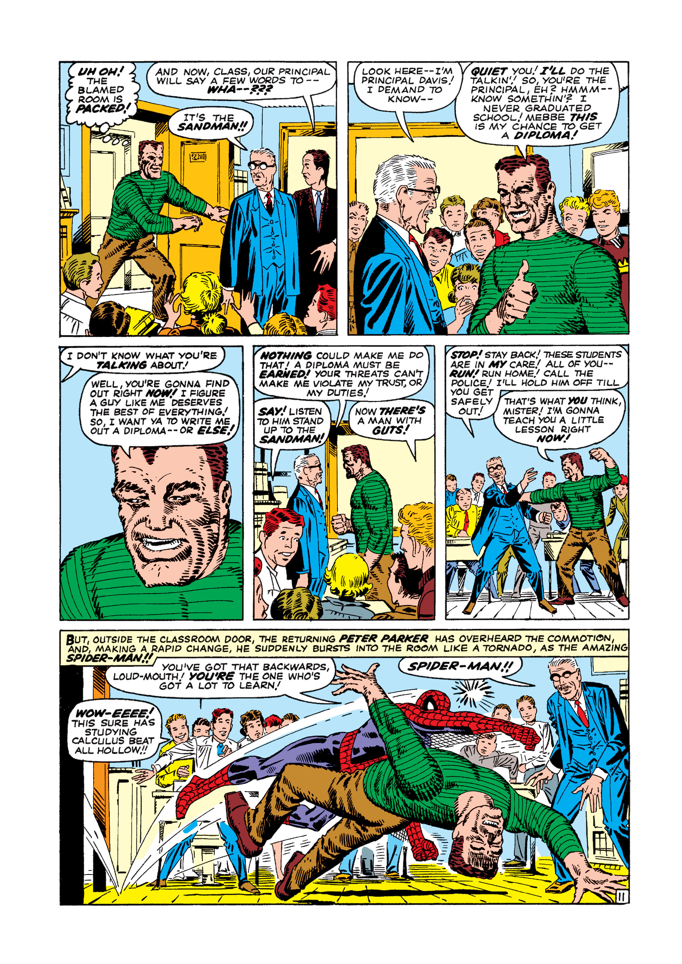 The Amazing Spider-Man (1963) 4 Page 11