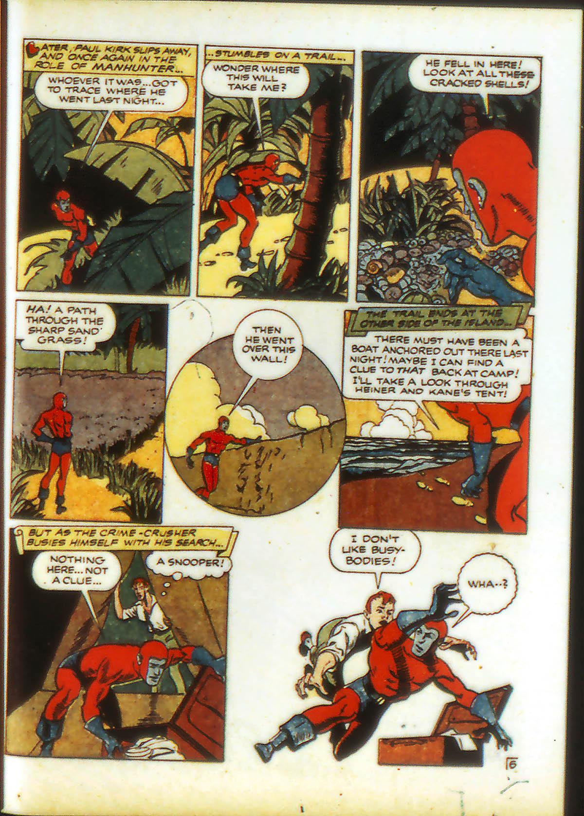 Read online Adventure Comics (1938) comic -  Issue #89 - 45