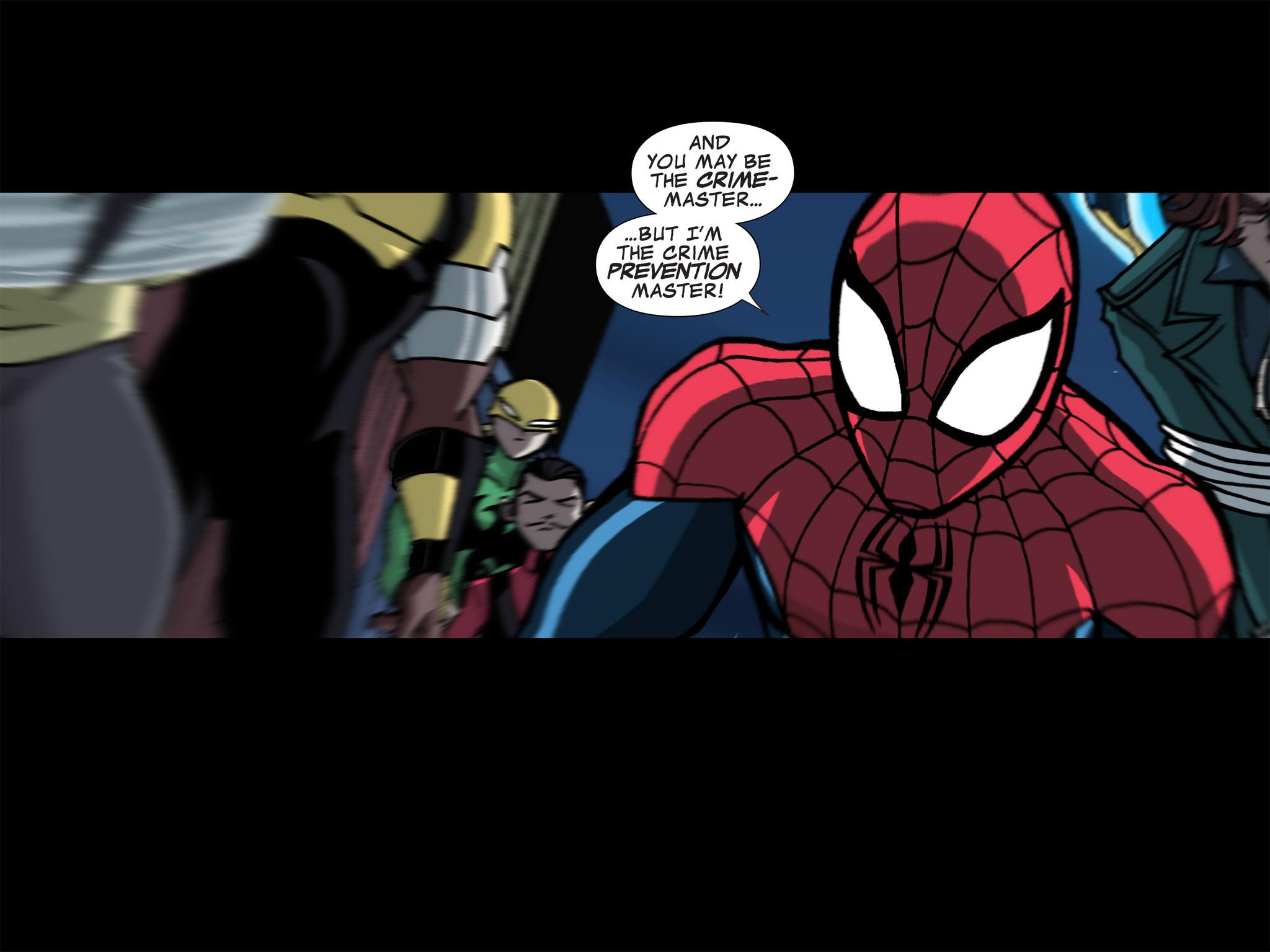 Read online Ultimate Spider-Man (Infinite Comics) (2015) comic -  Issue #19 - 34