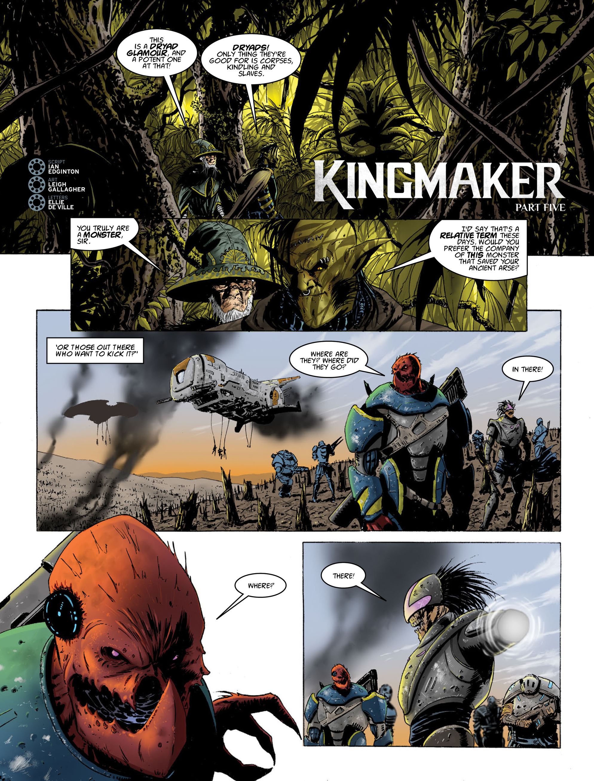 Read online 2000 AD comic -  Issue #2015 - 10