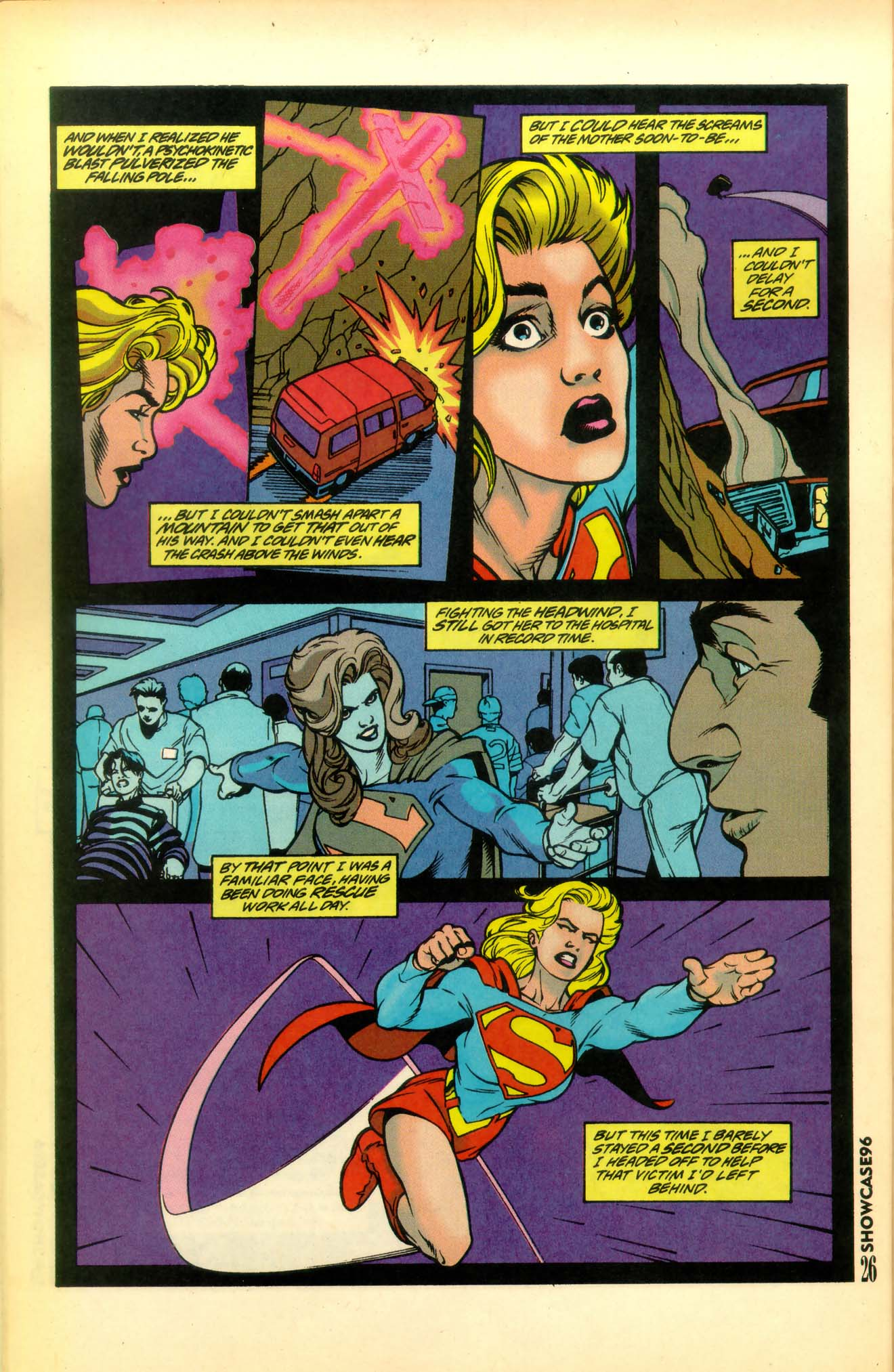 Read online Showcase '96 comic -  Issue #8 - 27
