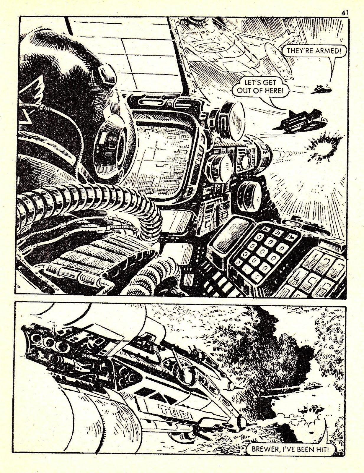 Starblazer issue 140 - Page 41