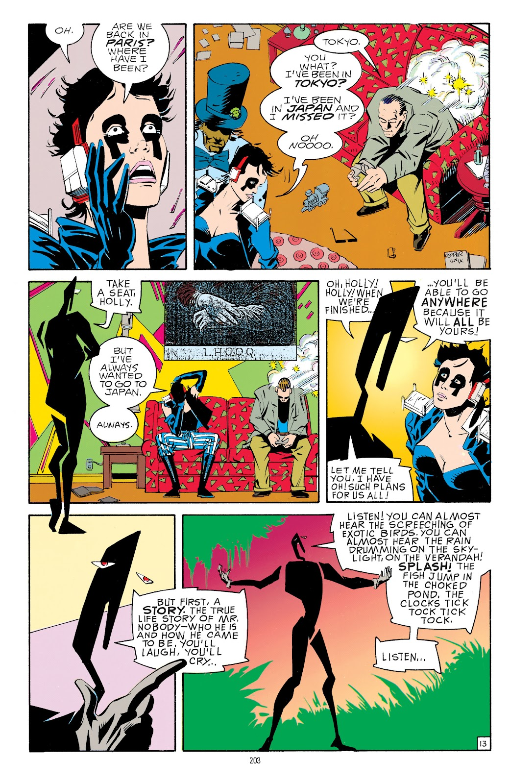 Doom Patrol 1987 TPB 1 Part 3 | Viewcomic reading comics