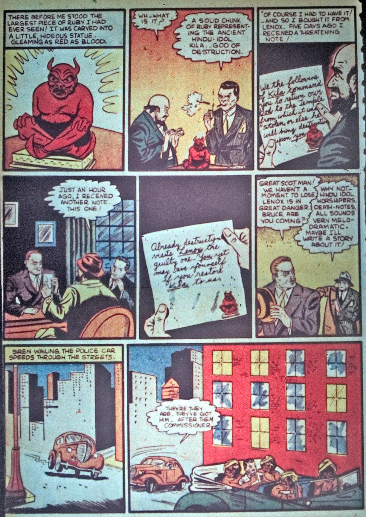 Detective Comics (1937) 35 Page 3