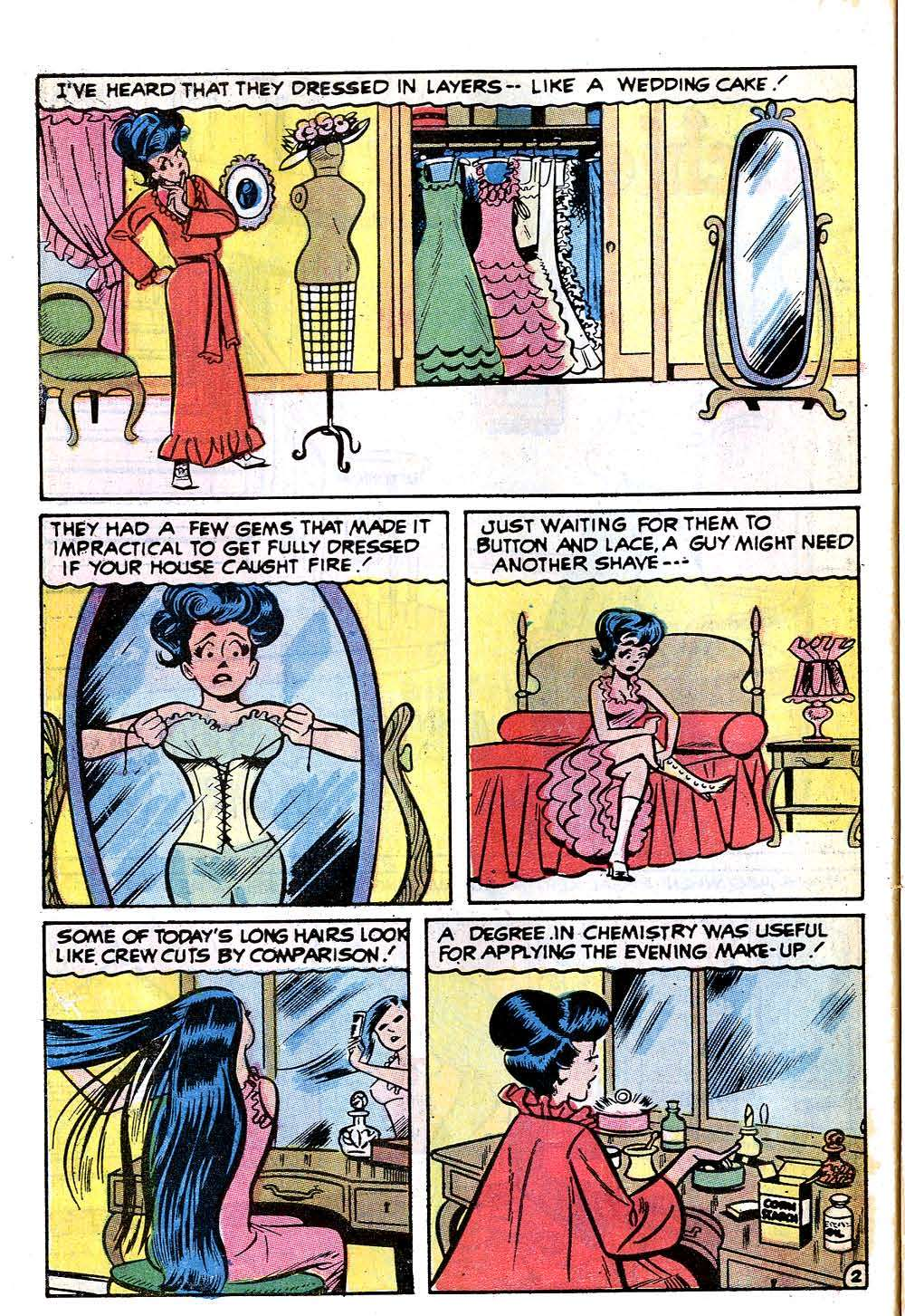 Read online Archie (1960) comic -  Issue #215 - 30