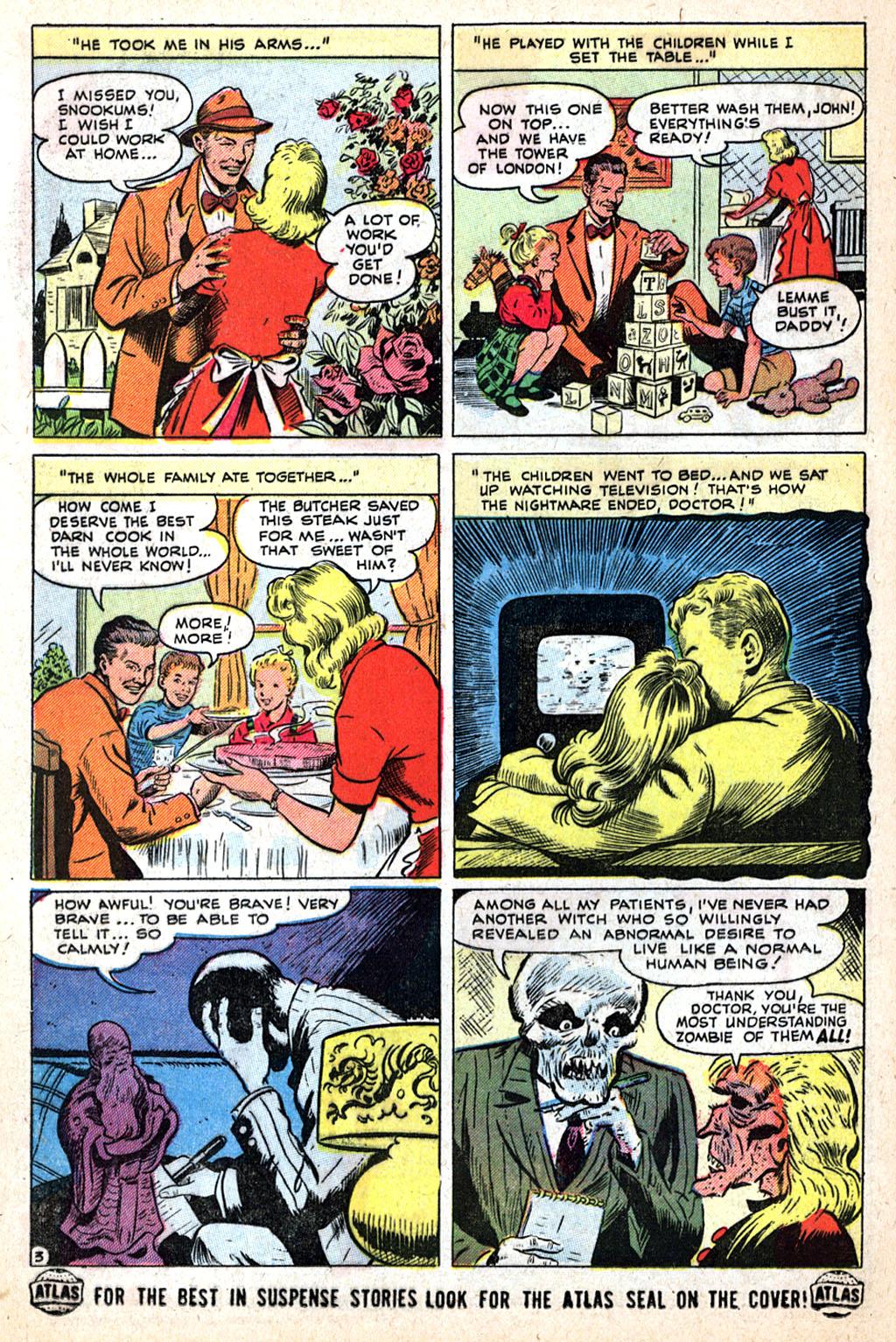 Read online Adventures into Weird Worlds comic -  Issue #17 - 24