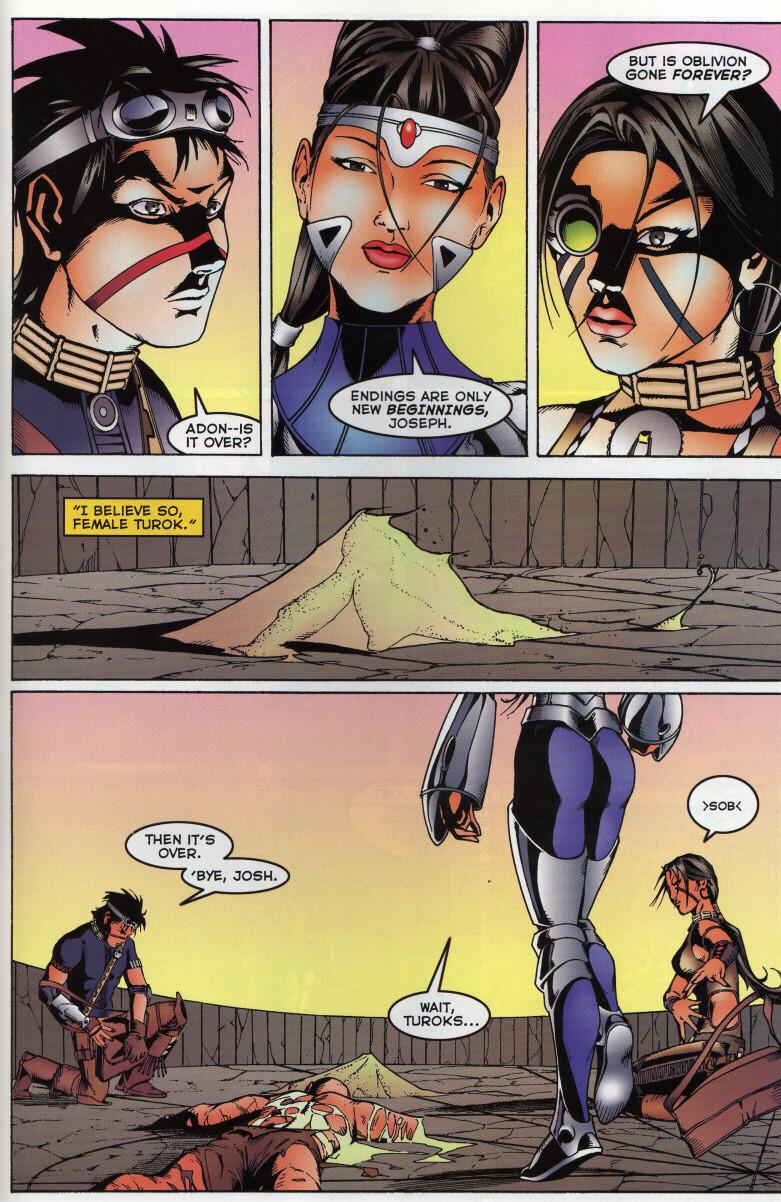 Read online Turok 3: Shadow of Oblivion comic -  Issue # Full - 36