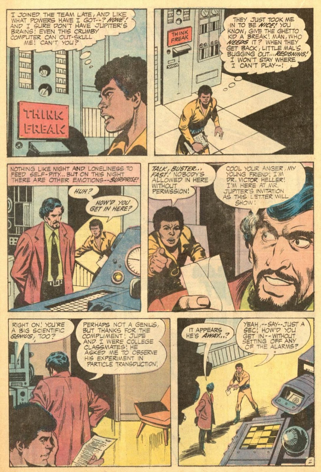Teen Titans (1966) issue 35 - Page 22