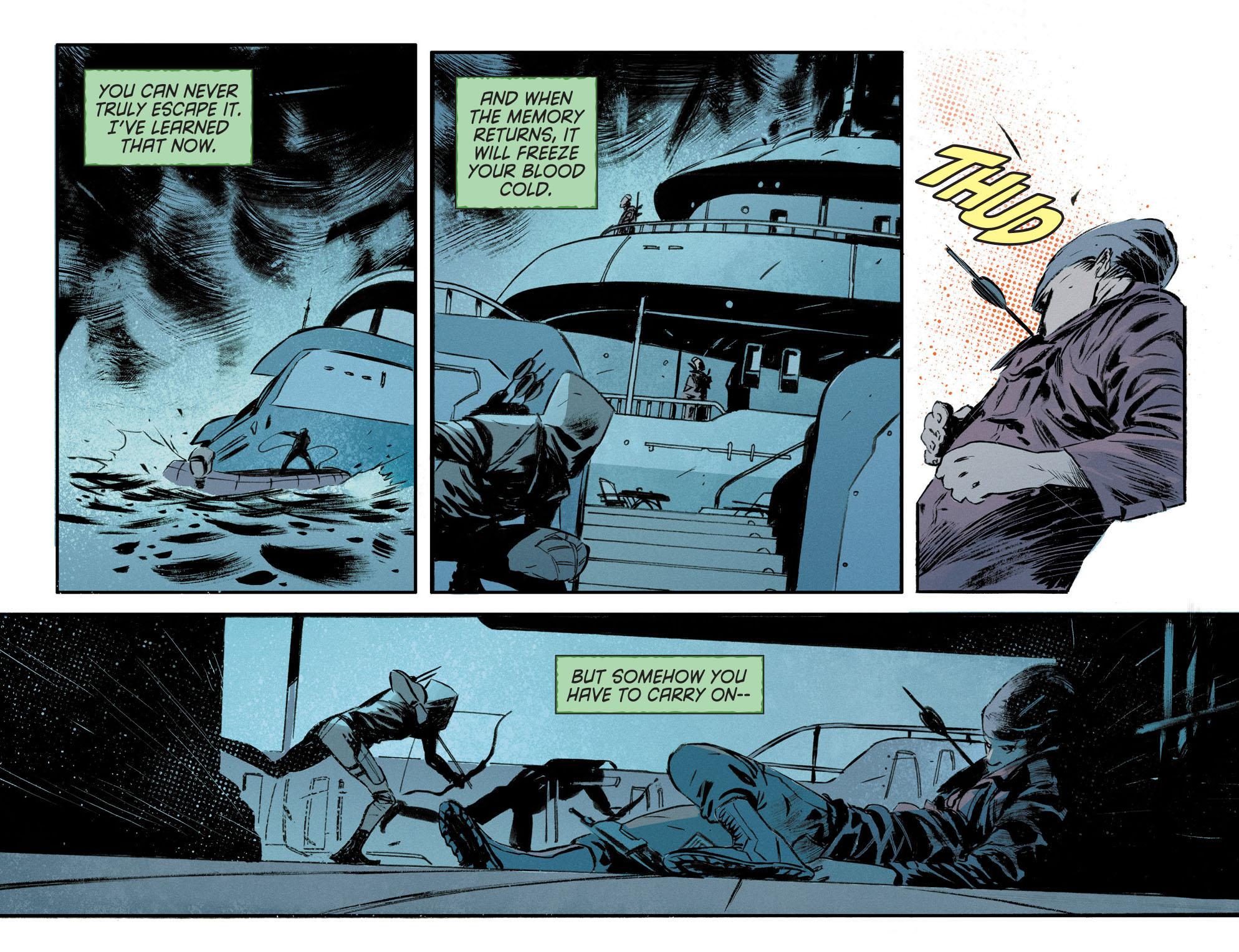 Read online Arrow [II] comic -  Issue #12 - 9