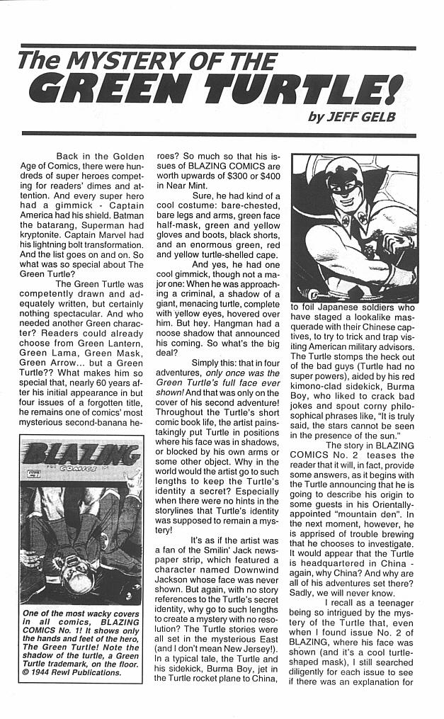 Read online Men of Mystery Comics comic -  Issue #25 - 25