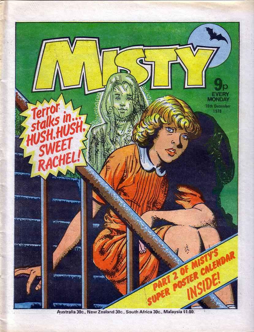 Misty (1978) 46 Page 1