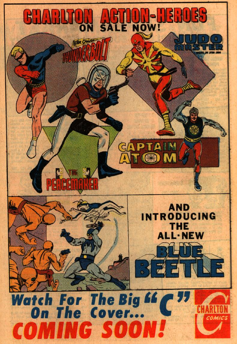 Blue Beetle (1967) issue 2 - Page 33
