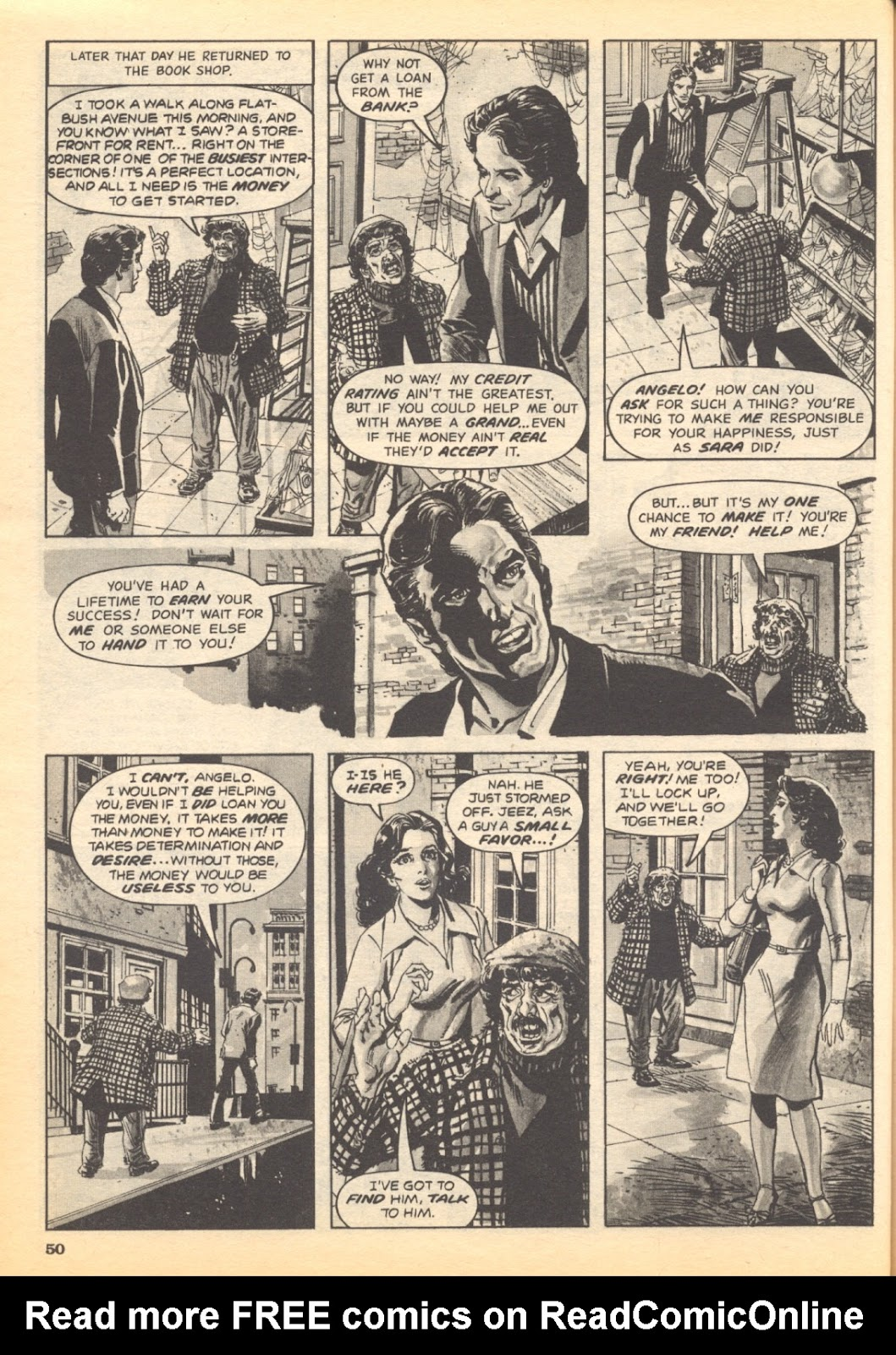 Creepy (1964) Issue #122 #122 - English 48