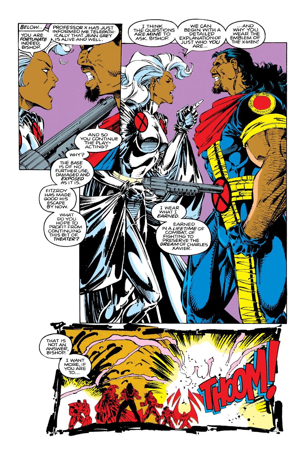 Uncanny X-Men (1963) issue 283 - Page 18