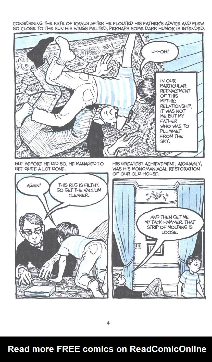 Read online Fun Home: A Family Tragicomic comic -  Issue # TPB - 11