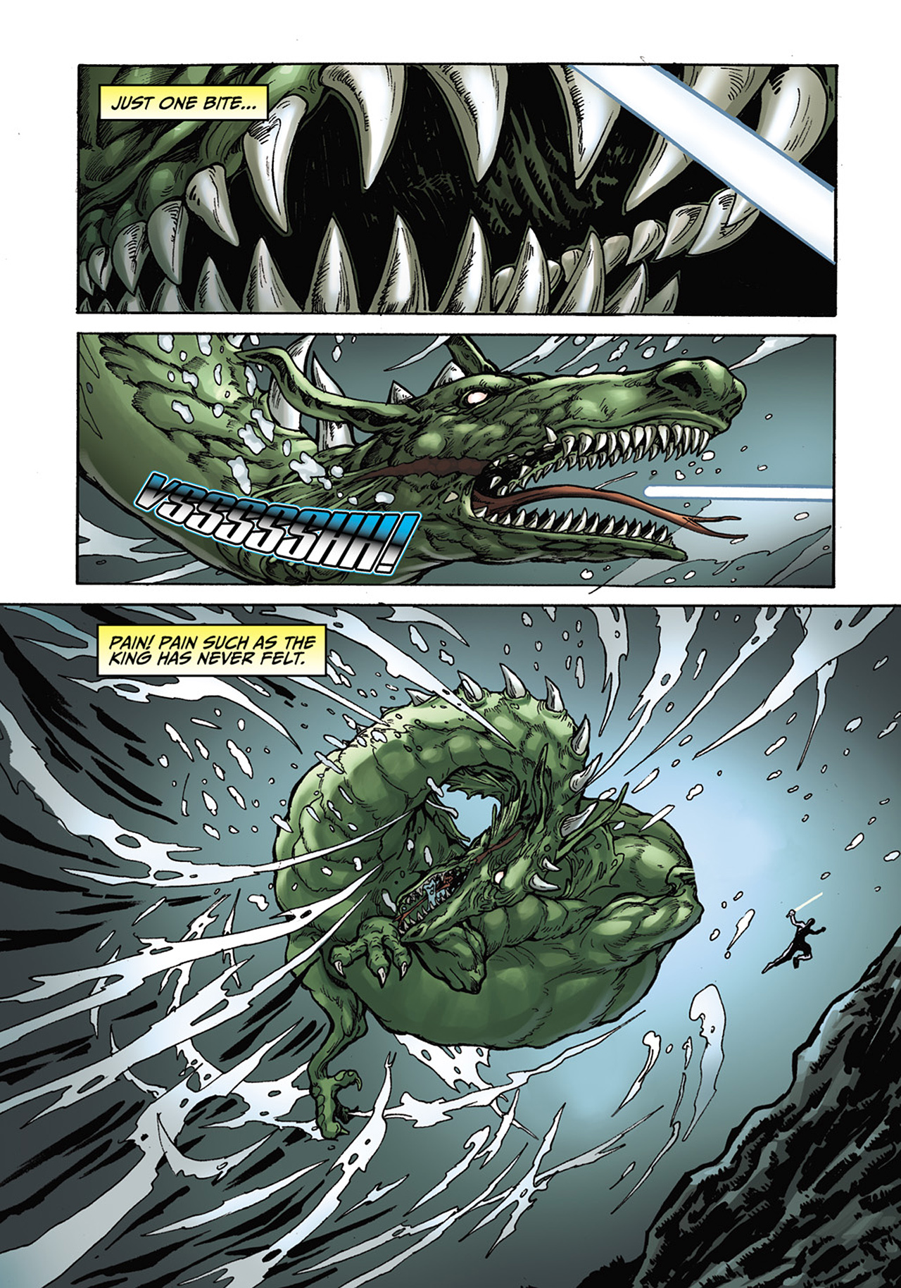 Read online Star Wars Omnibus comic -  Issue # Vol. 33 - 193