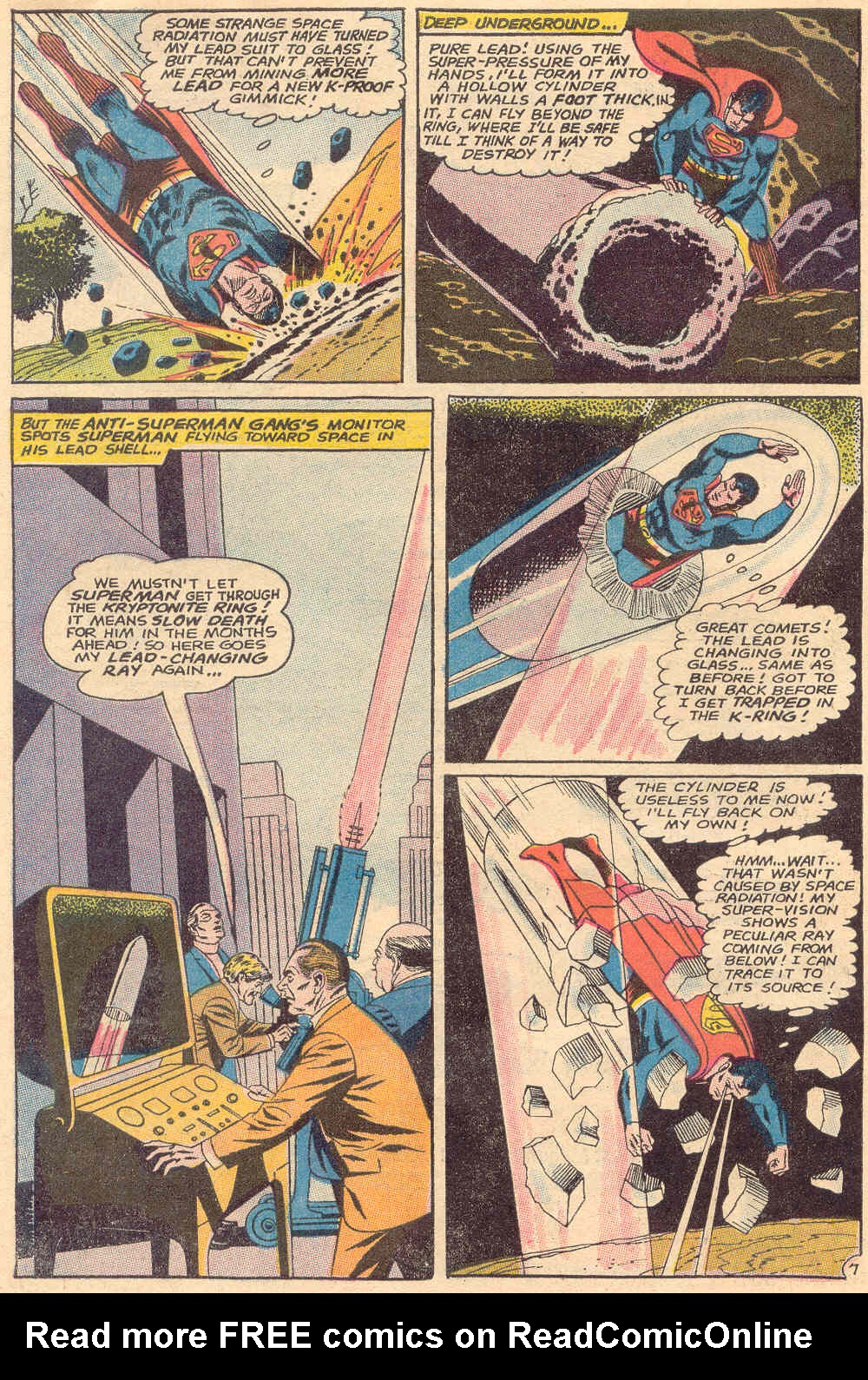 Read online Action Comics (1938) comic -  Issue #377 - 10