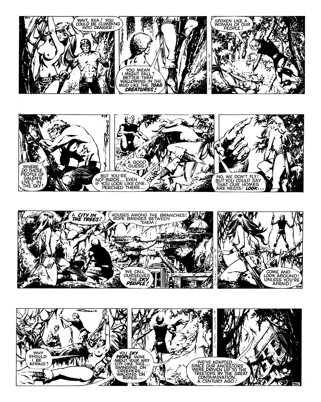 Axa issue 5 - Page 10