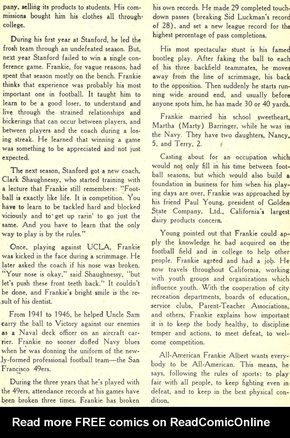 Read online Adventure Comics (1938) comic -  Issue #146 - 36