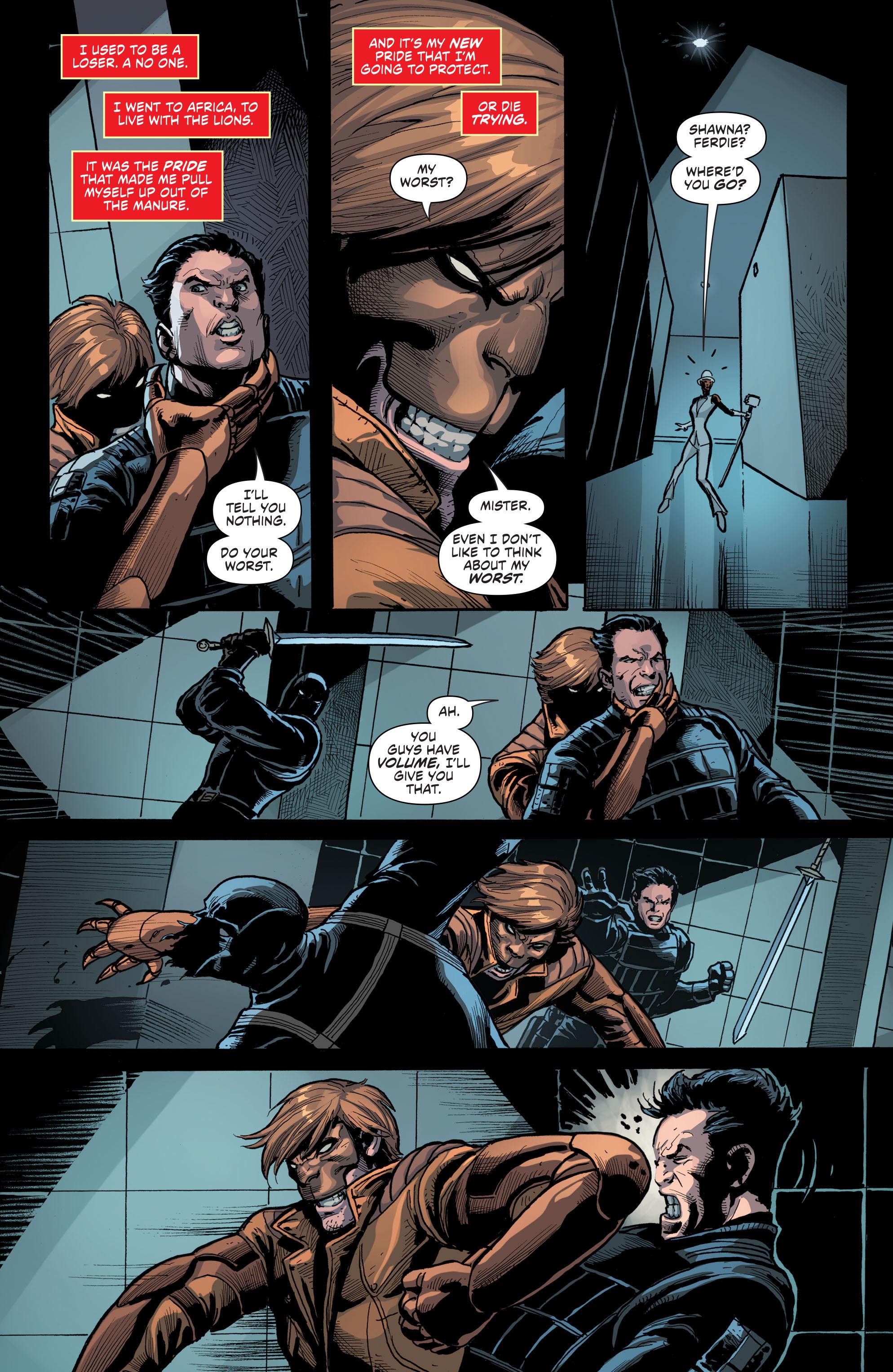 Read online Secret Six (2015) comic -  Issue #14 - 13