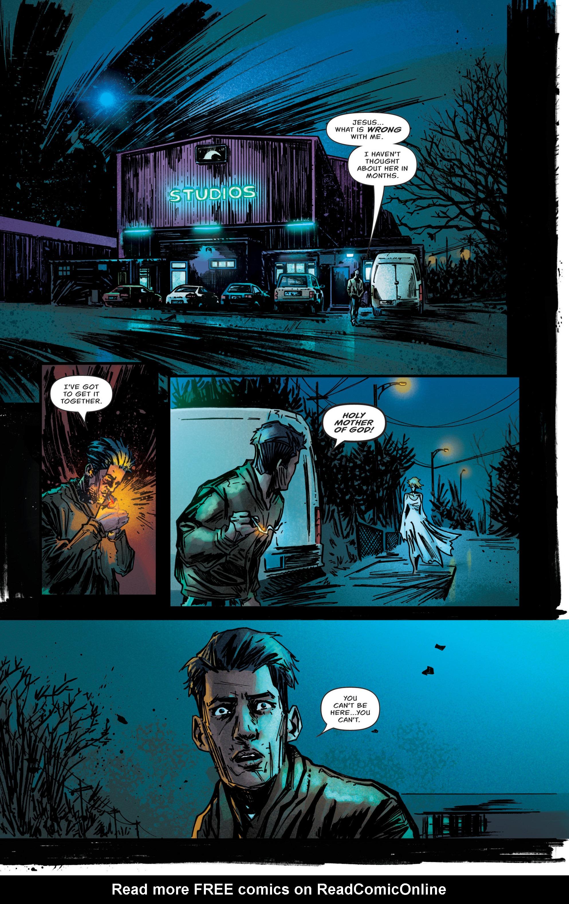 Read online Grimm Tales of Terror: Vol. 3 comic -  Issue #5 - 12