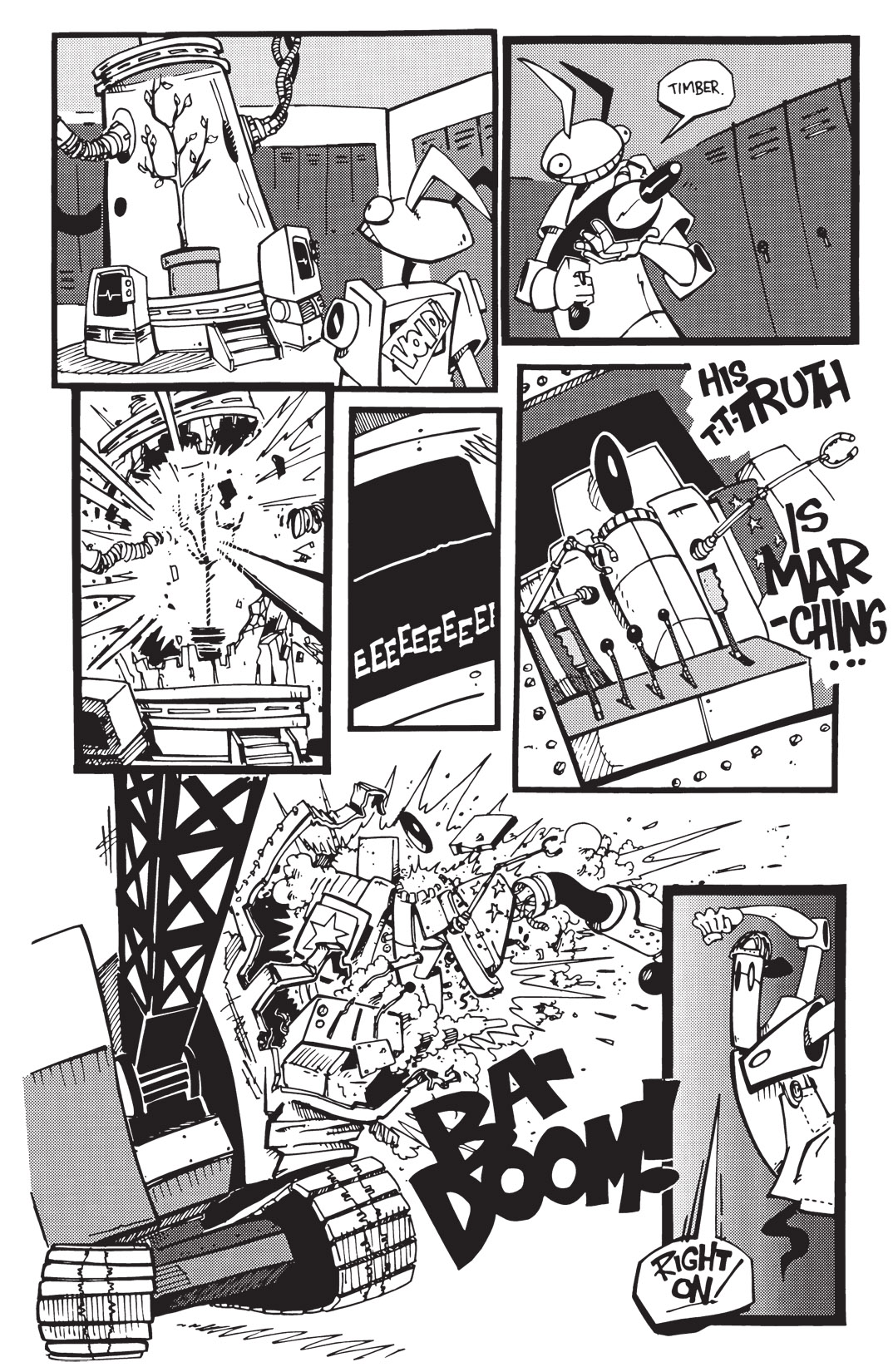 Read online Scud: The Disposable Assassin: The Whole Shebang comic -  Issue # TPB (Part 2) - 132