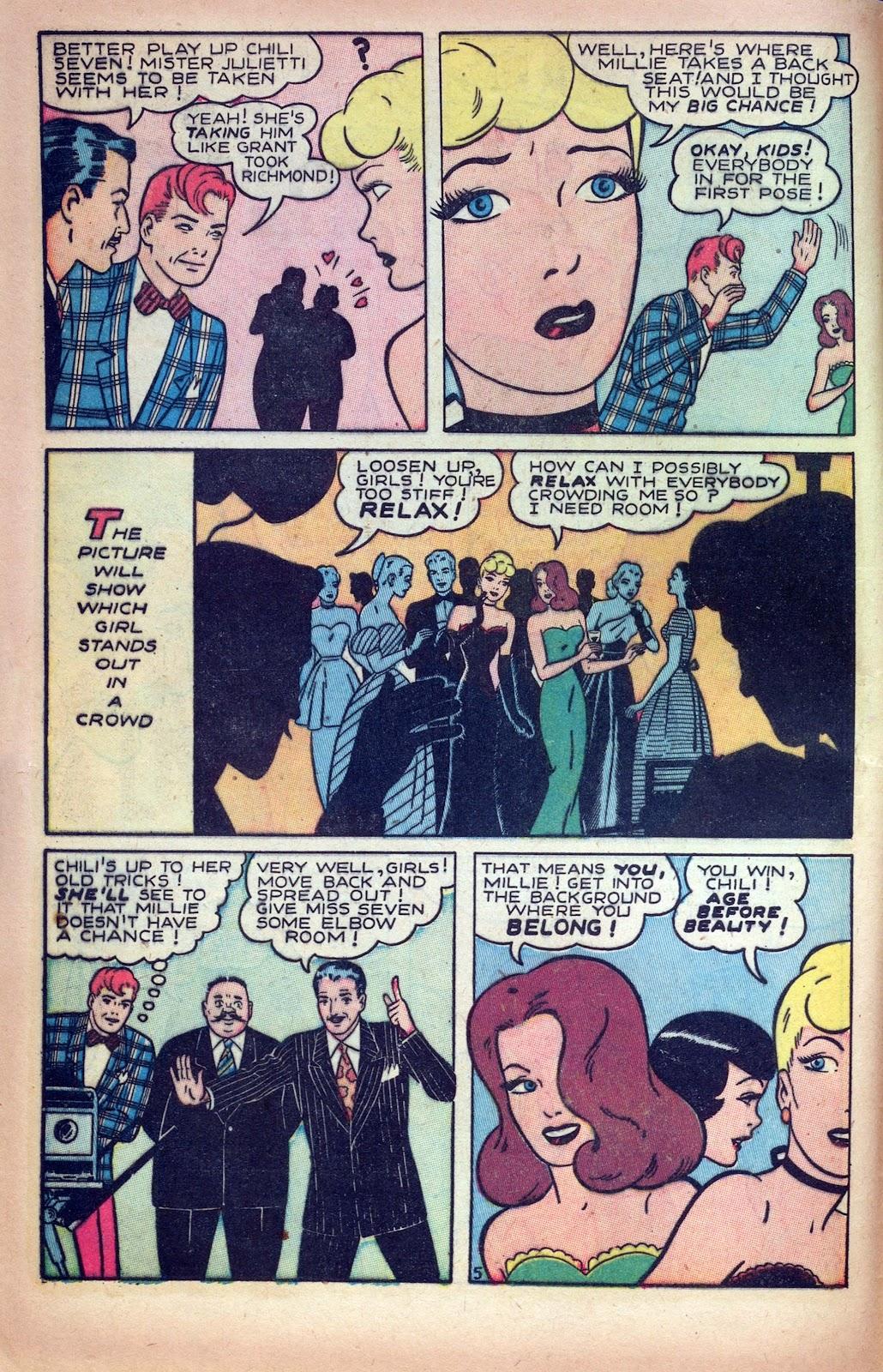 Read online Joker Comics comic -  Issue #28 - 8
