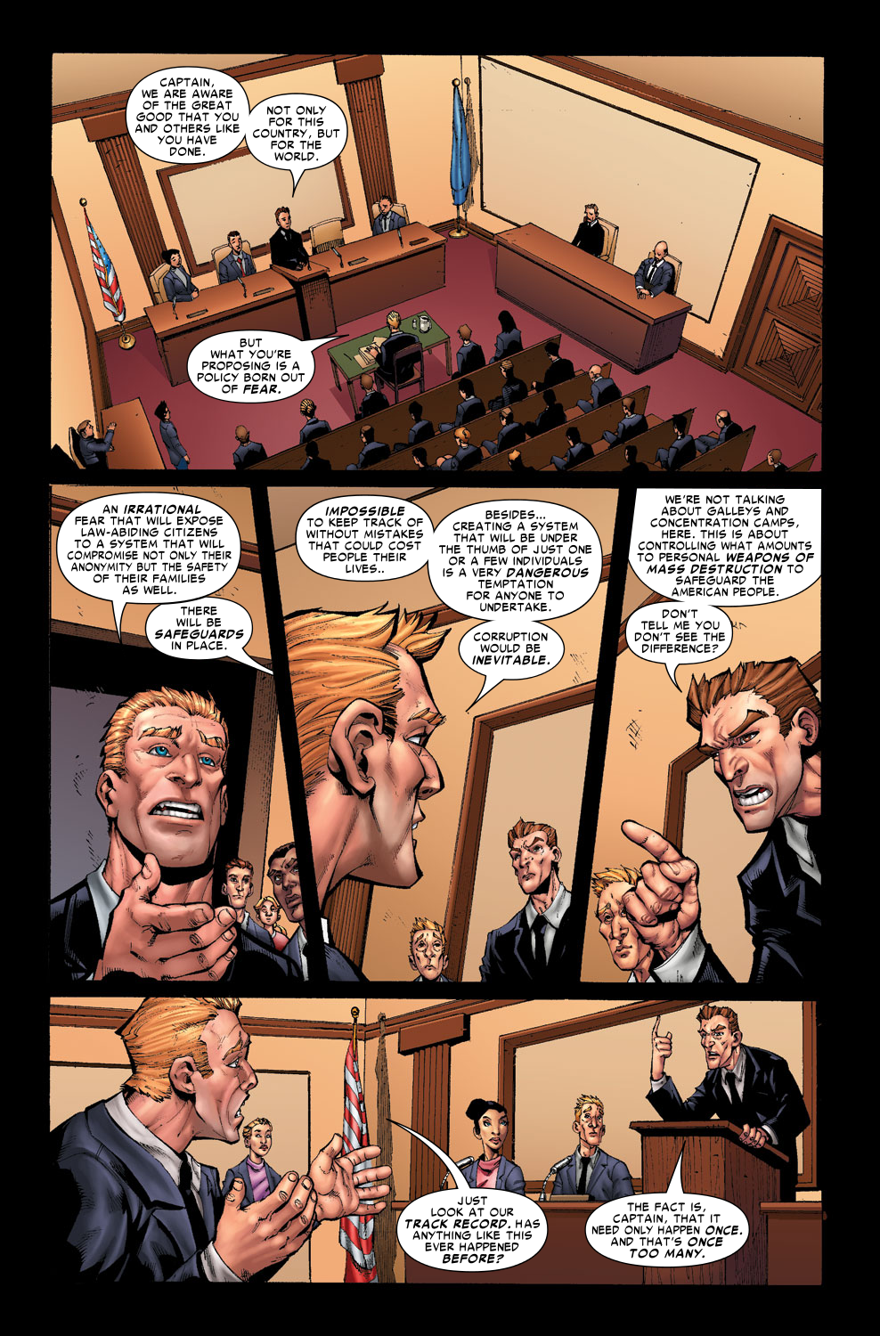 What If? Civil War issue Full - Page 6