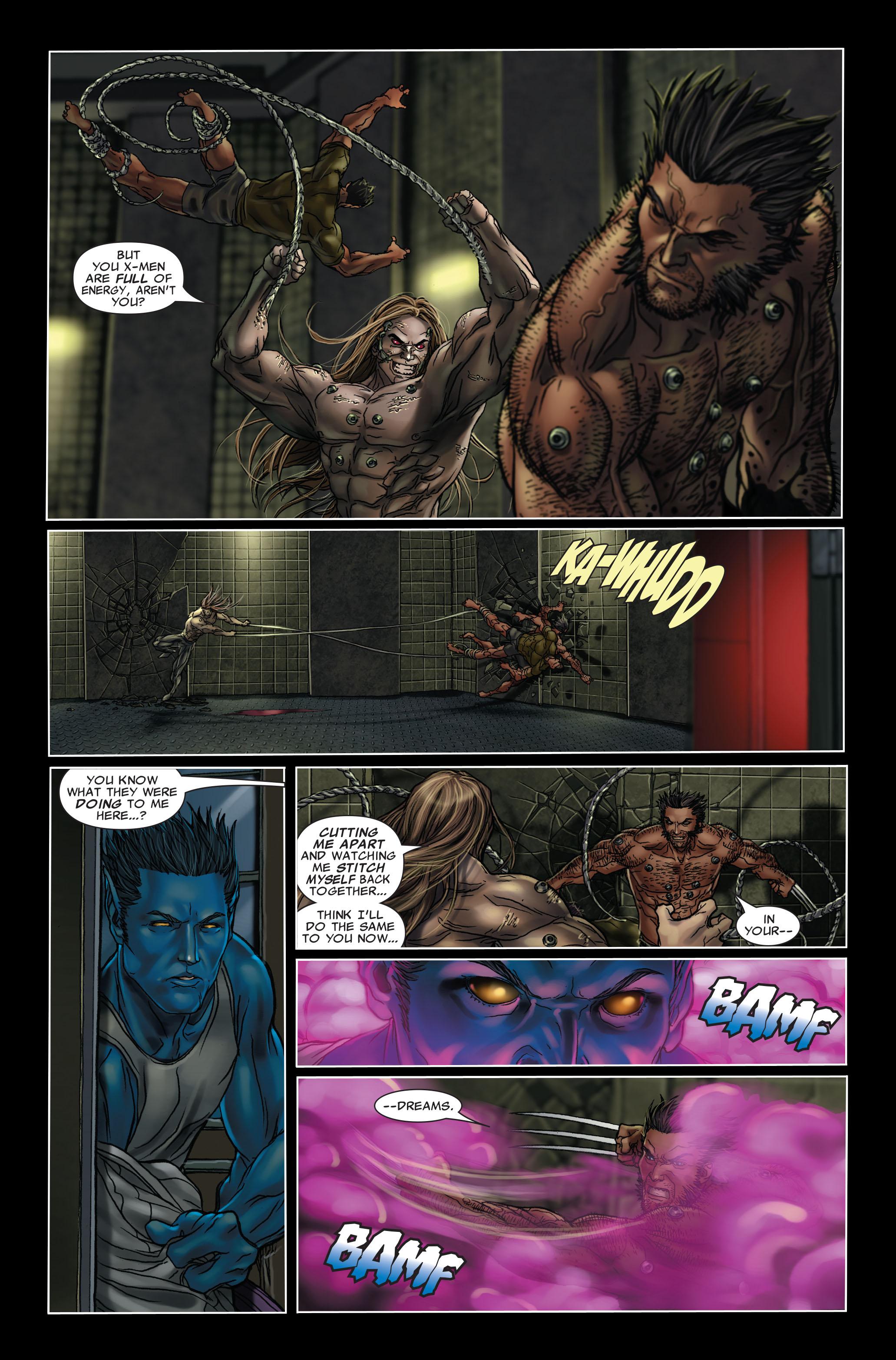Read online Uncanny X-Men (1963) comic -  Issue #499 - 14