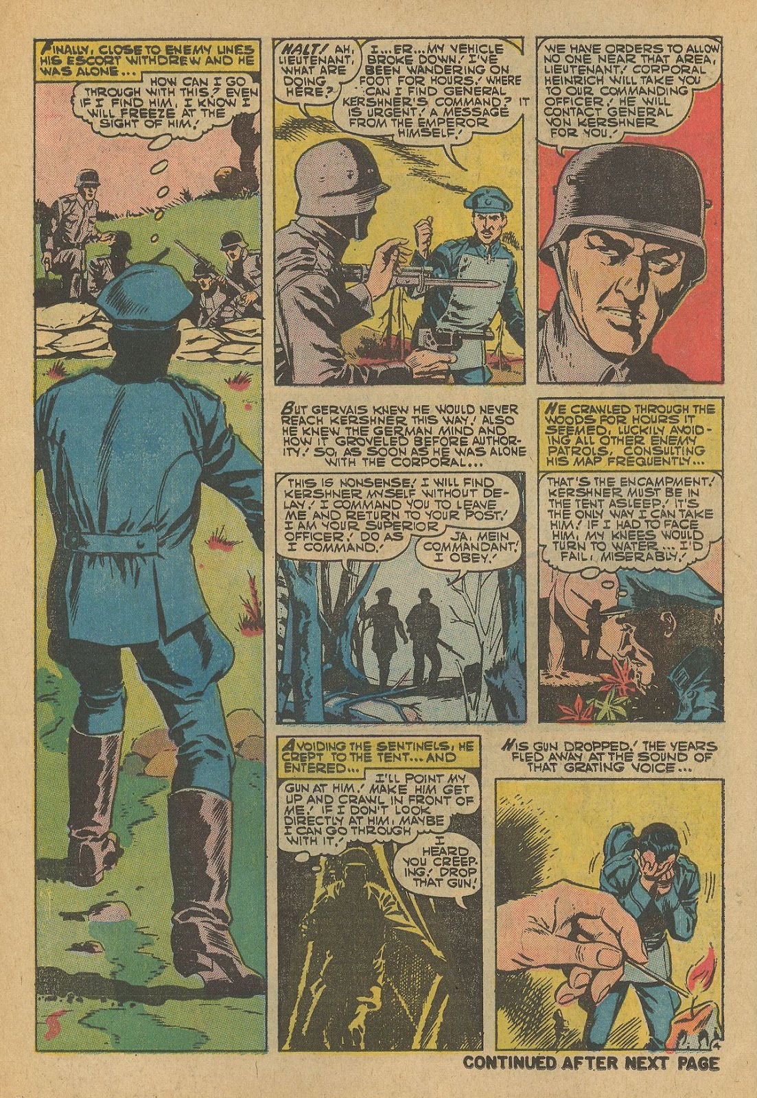 War Is Hell (1973) issue 5 - Page 14