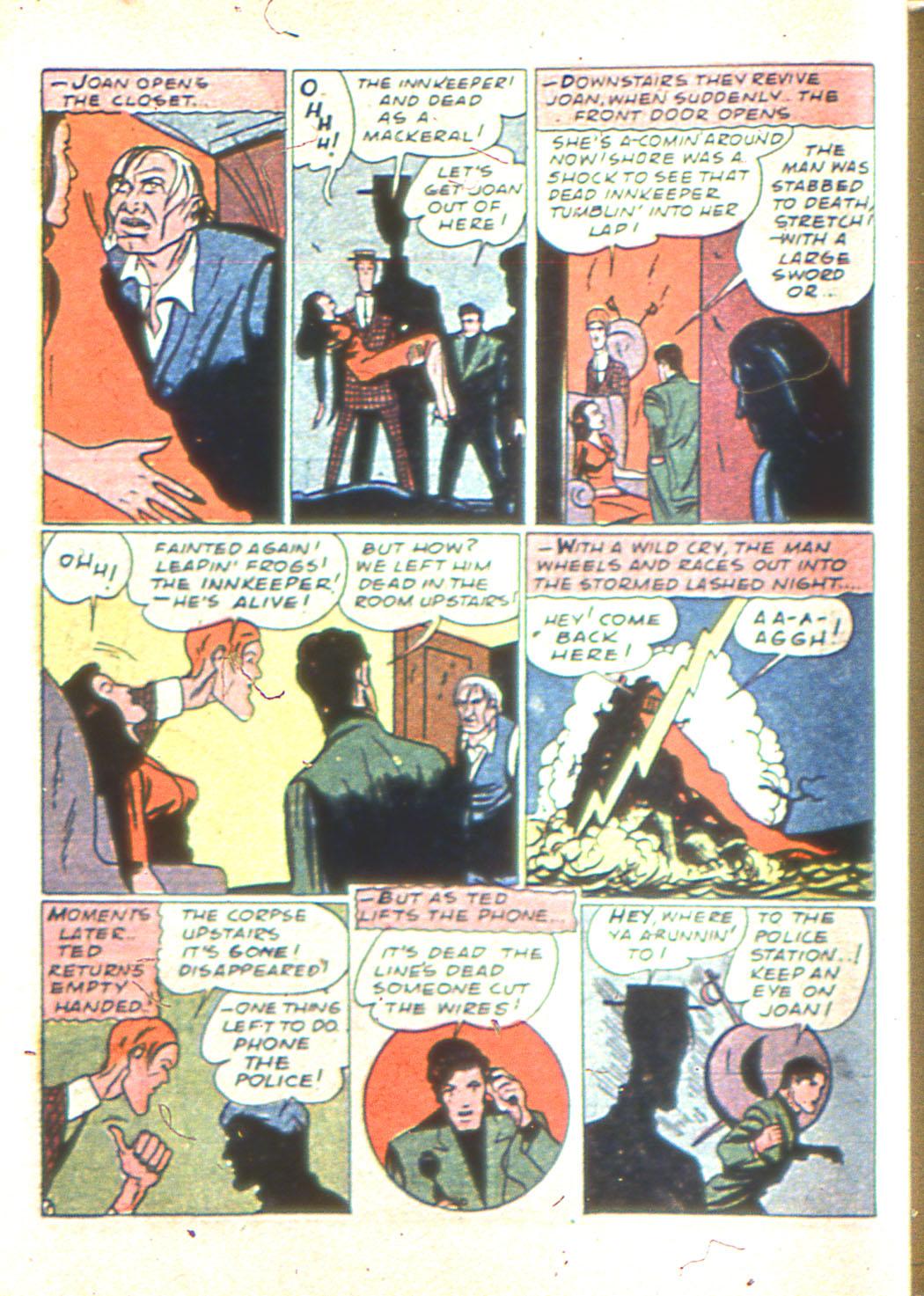 Read online Sensation (Mystery) Comics comic -  Issue #6 - 60