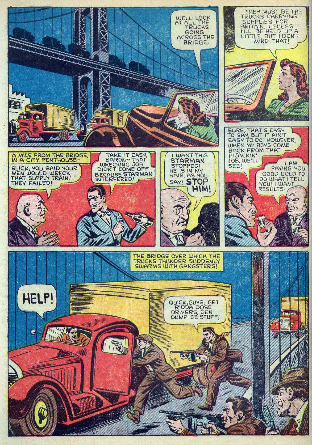 Read online Adventure Comics (1938) comic -  Issue #70 - 8