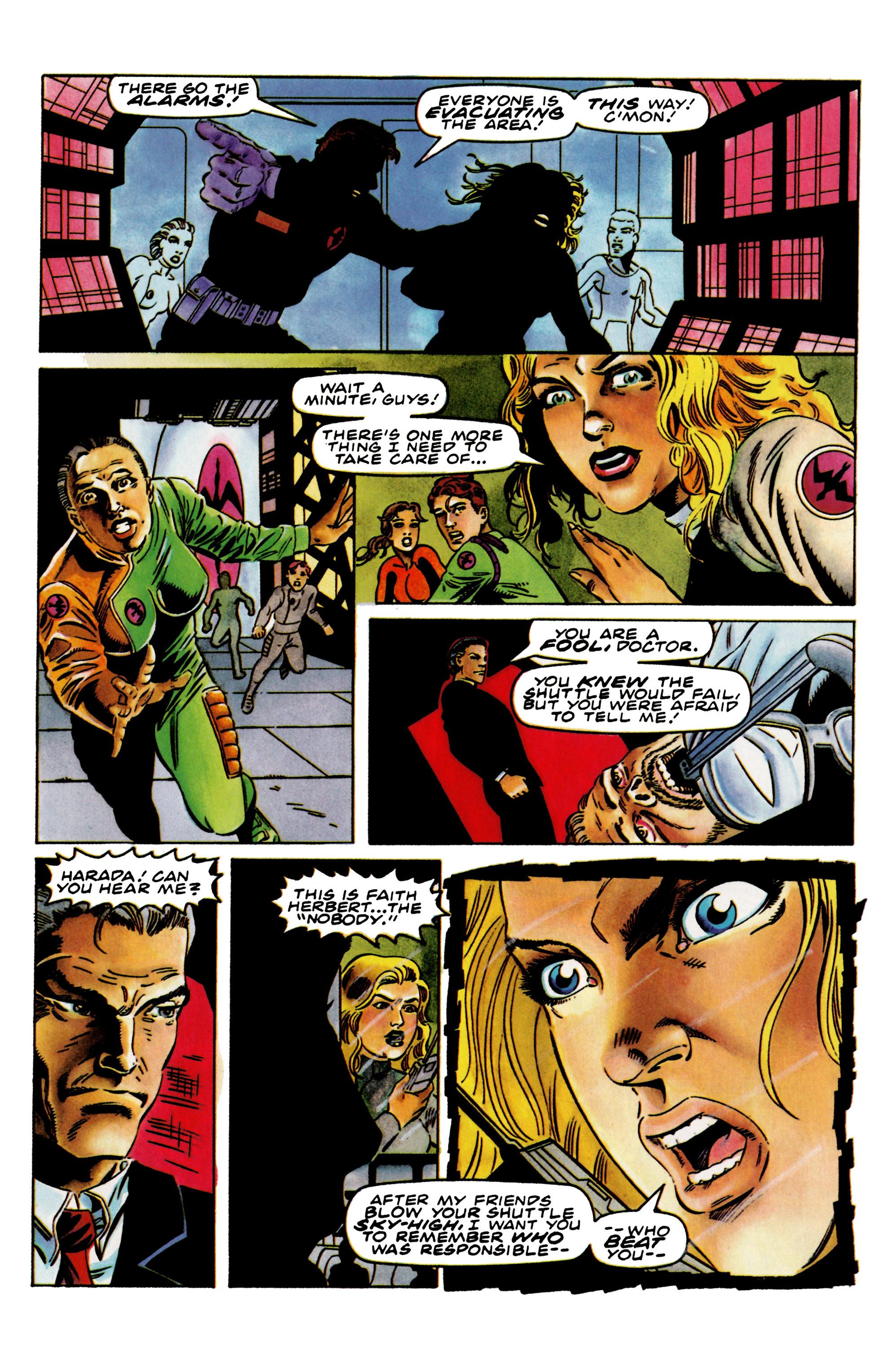 Read online Harbinger (1992) comic -  Issue #37 - 18