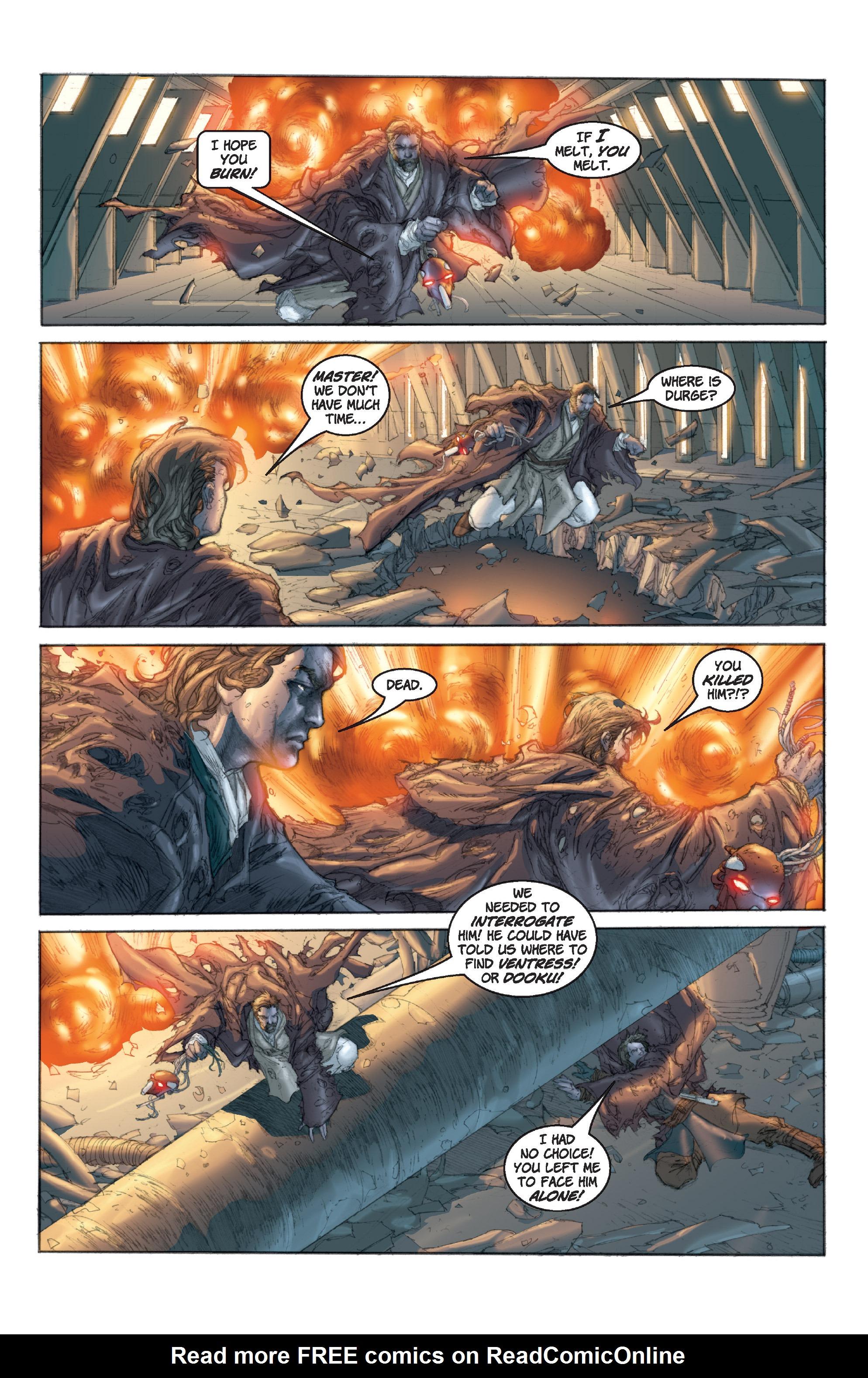 Read online Star Wars Omnibus comic -  Issue # Vol. 26 - 136