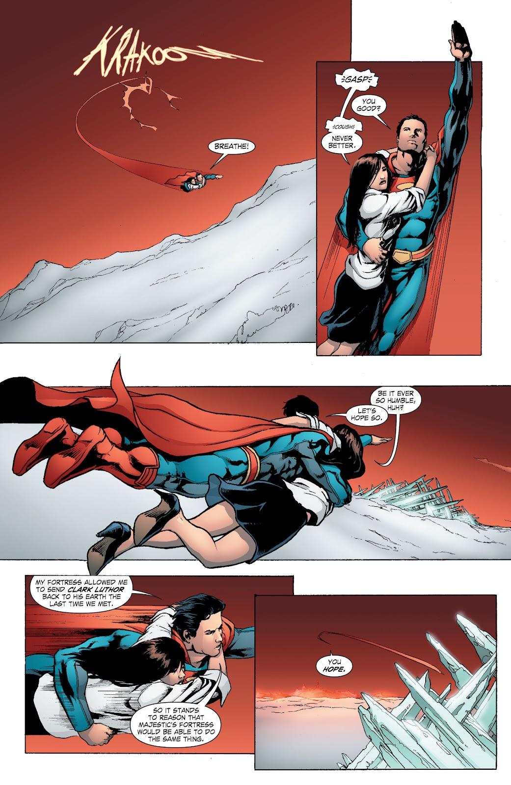 Read online Smallville Season 11 [II] comic -  Issue # TPB 8 - 98