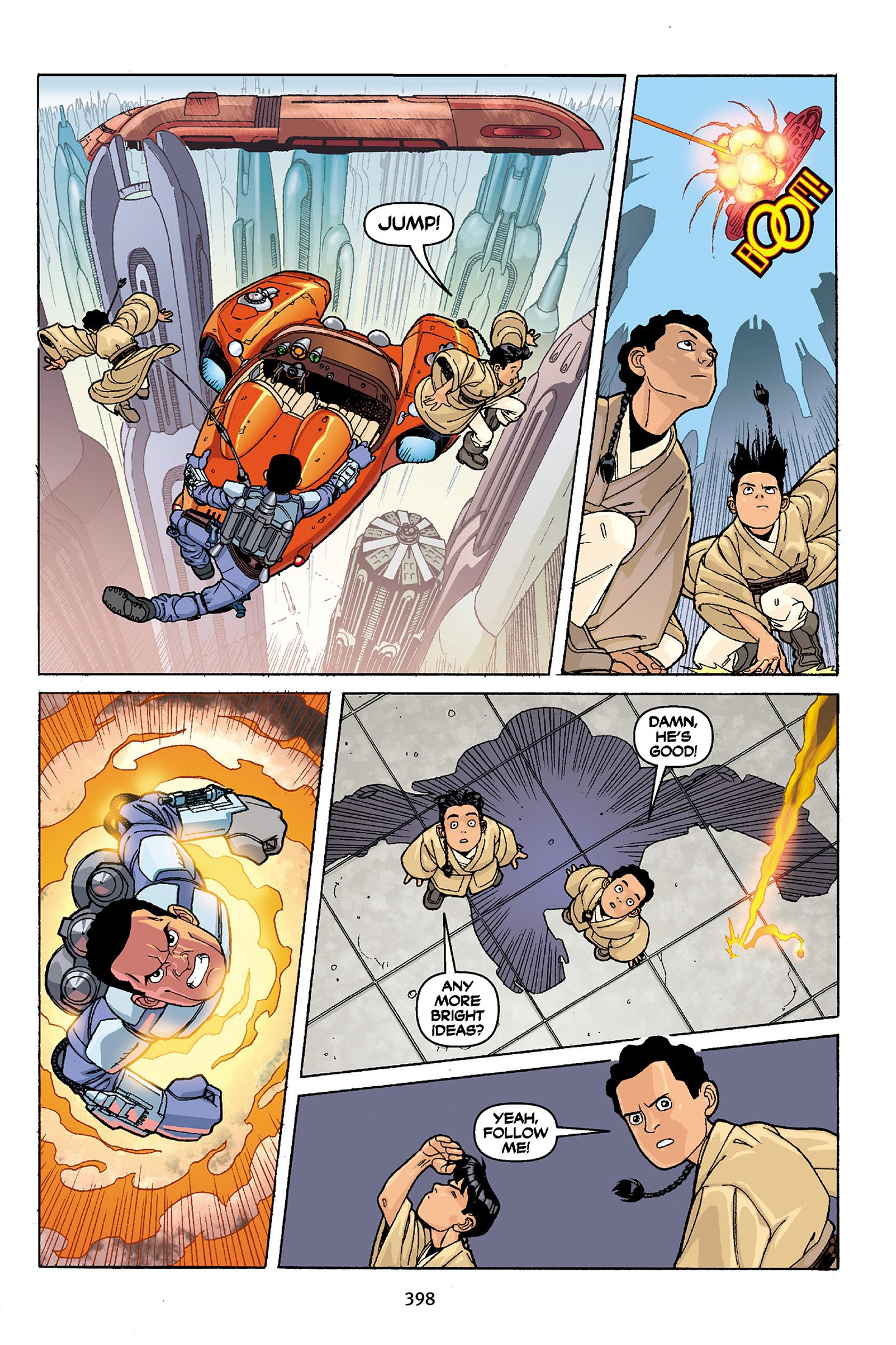 Read online Star Wars Omnibus comic -  Issue # Vol. 30 - 389