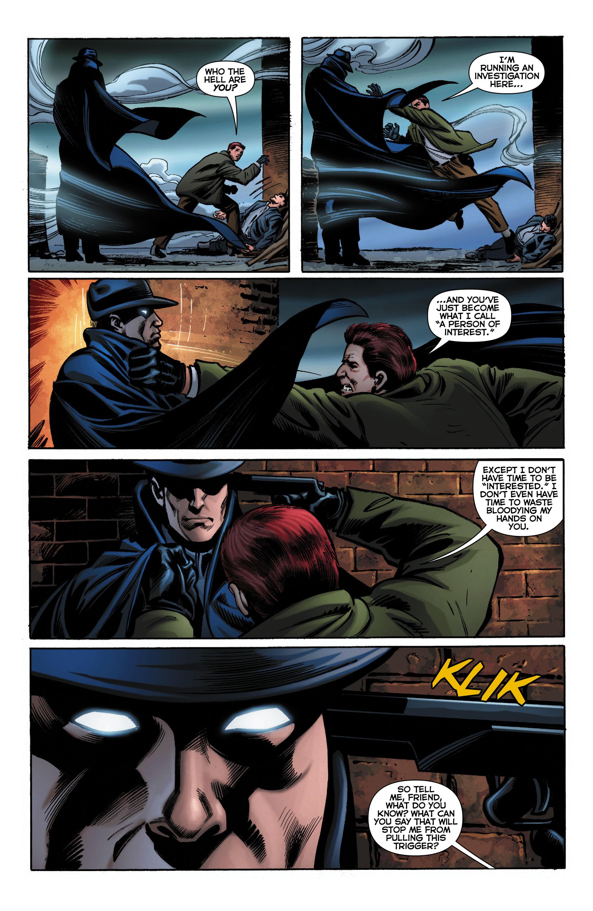 Read online Trinity of Sin: The Phantom Stranger comic -  Issue #0 - 14
