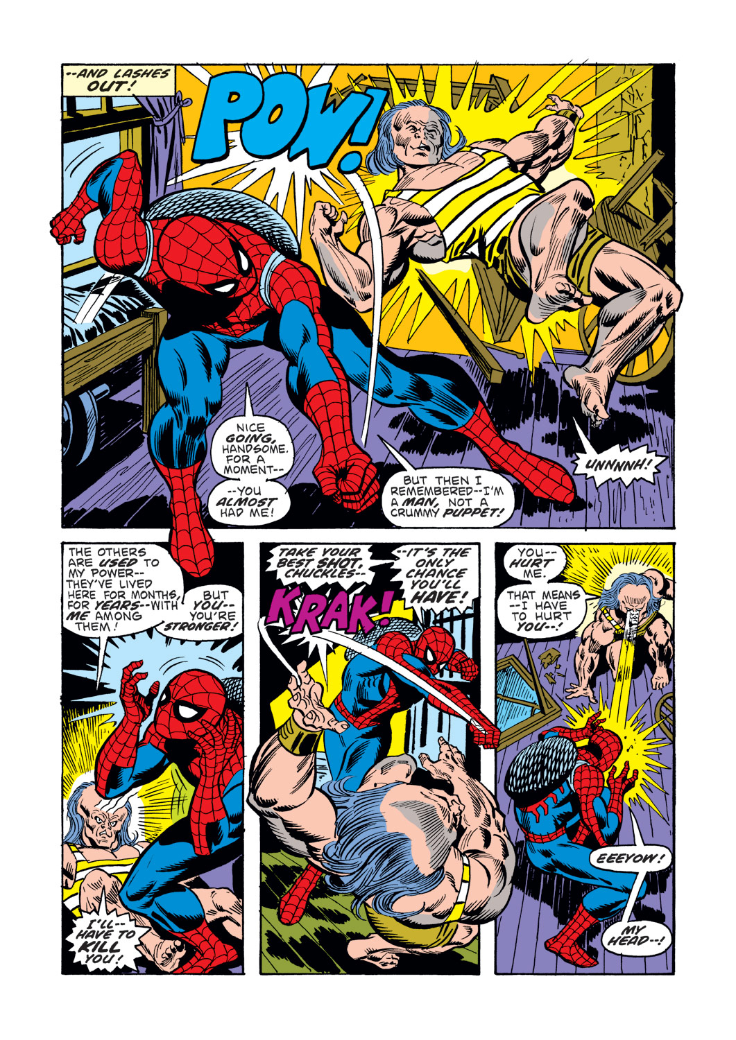 The Amazing Spider-Man (1963) 138 Page 15